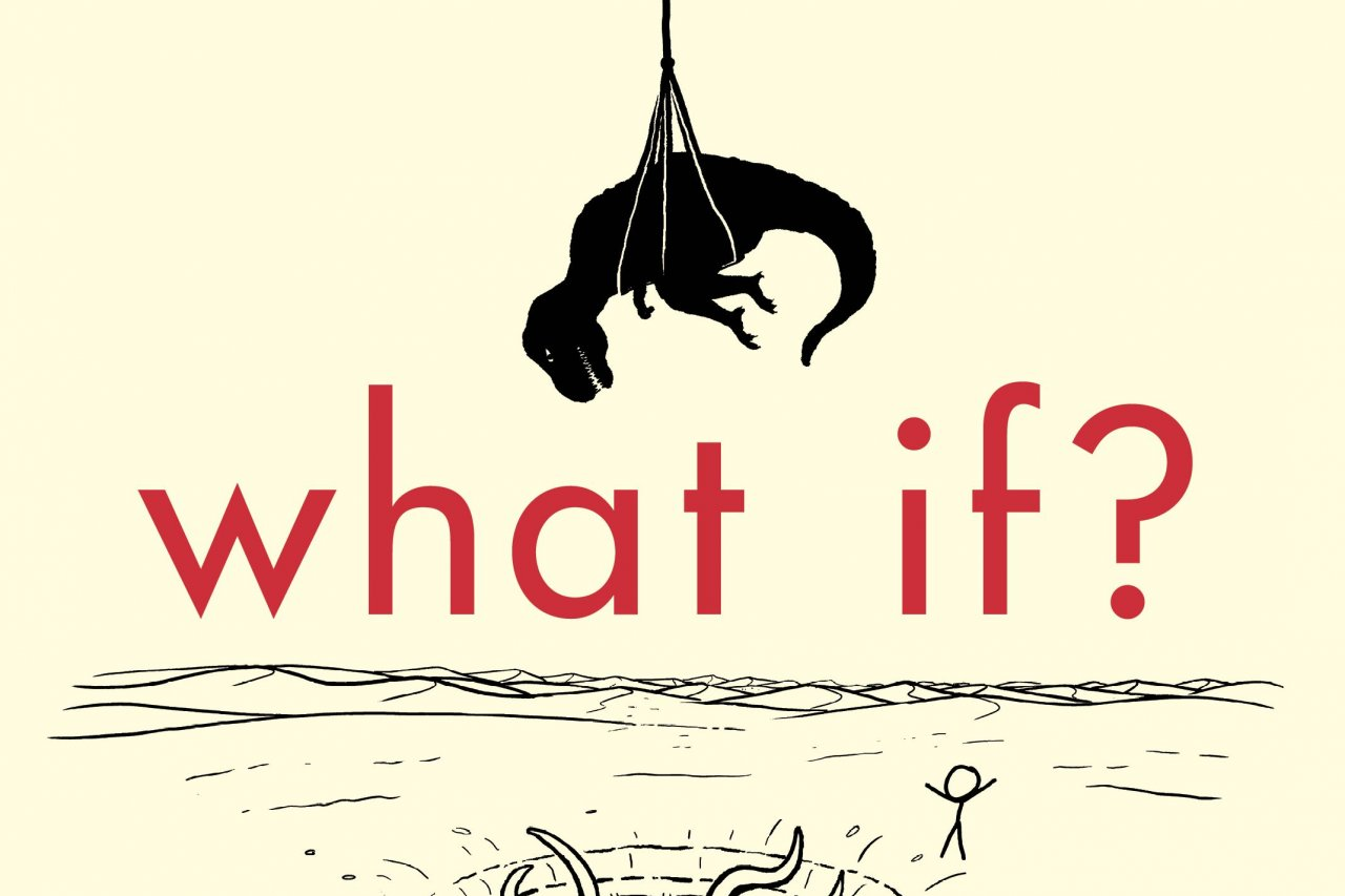 """""""What If?"""" by Randall Munroe"""