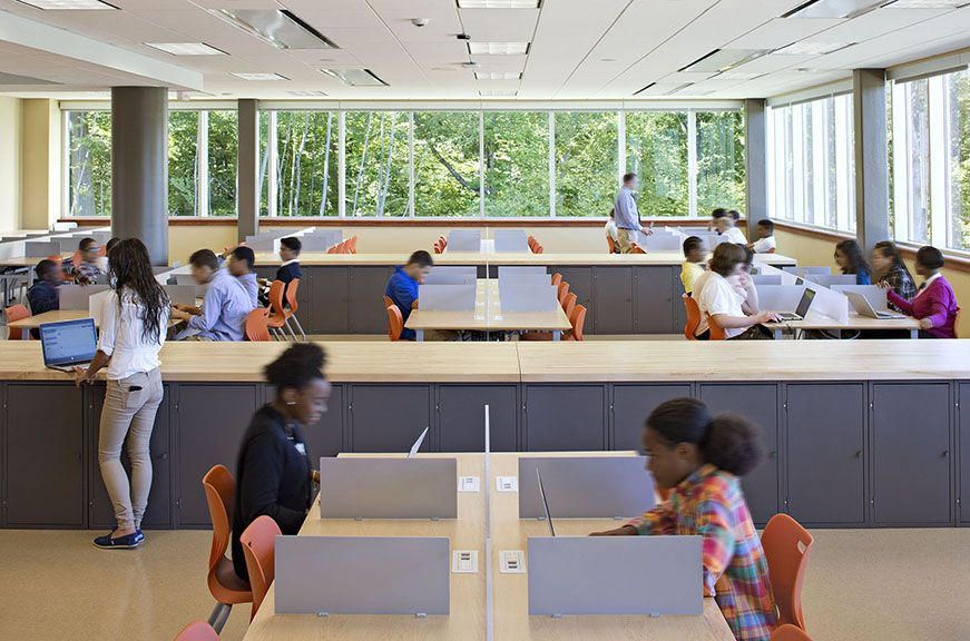 Classroom Design For Blind Students ~ What classrooms can learn from the google campus