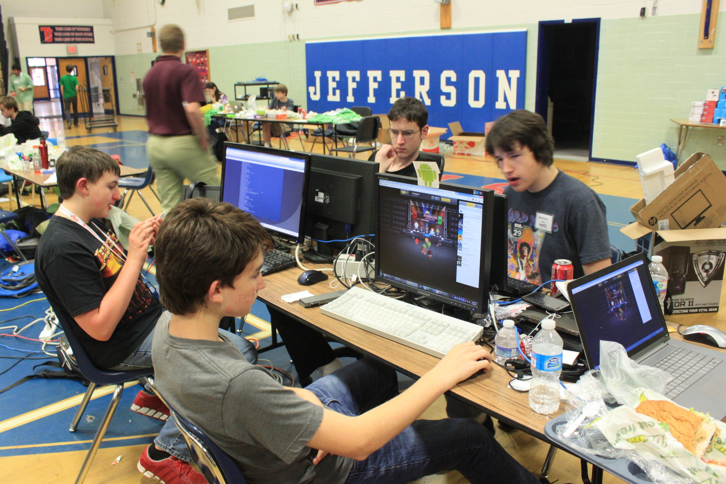 Thomas Jefferson School for Science and Technology a ticket to Ivy League?
