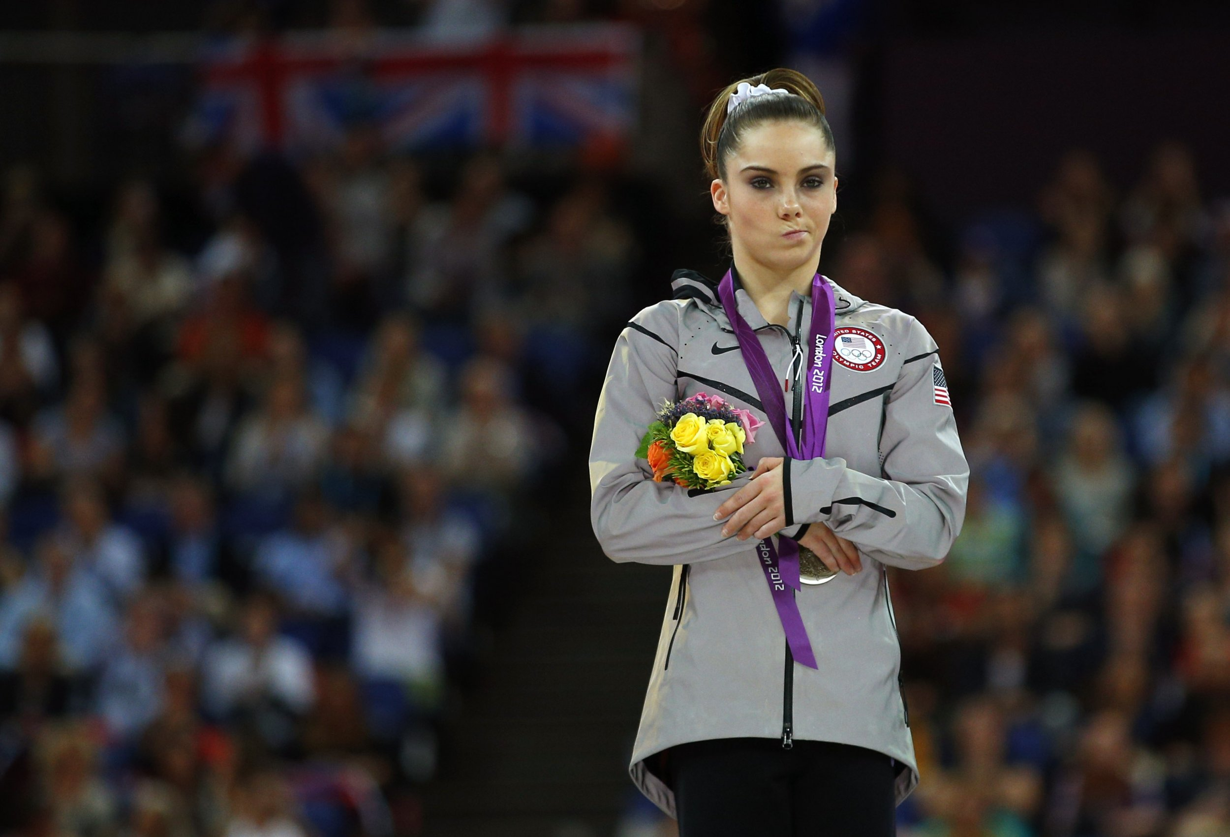 Gymnast Nude pertaining to could gold medal gymnast mckayla maroney face child pornography