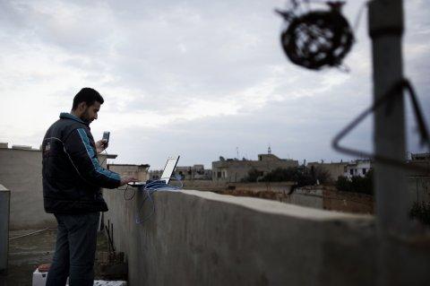 Al Qsair reporter