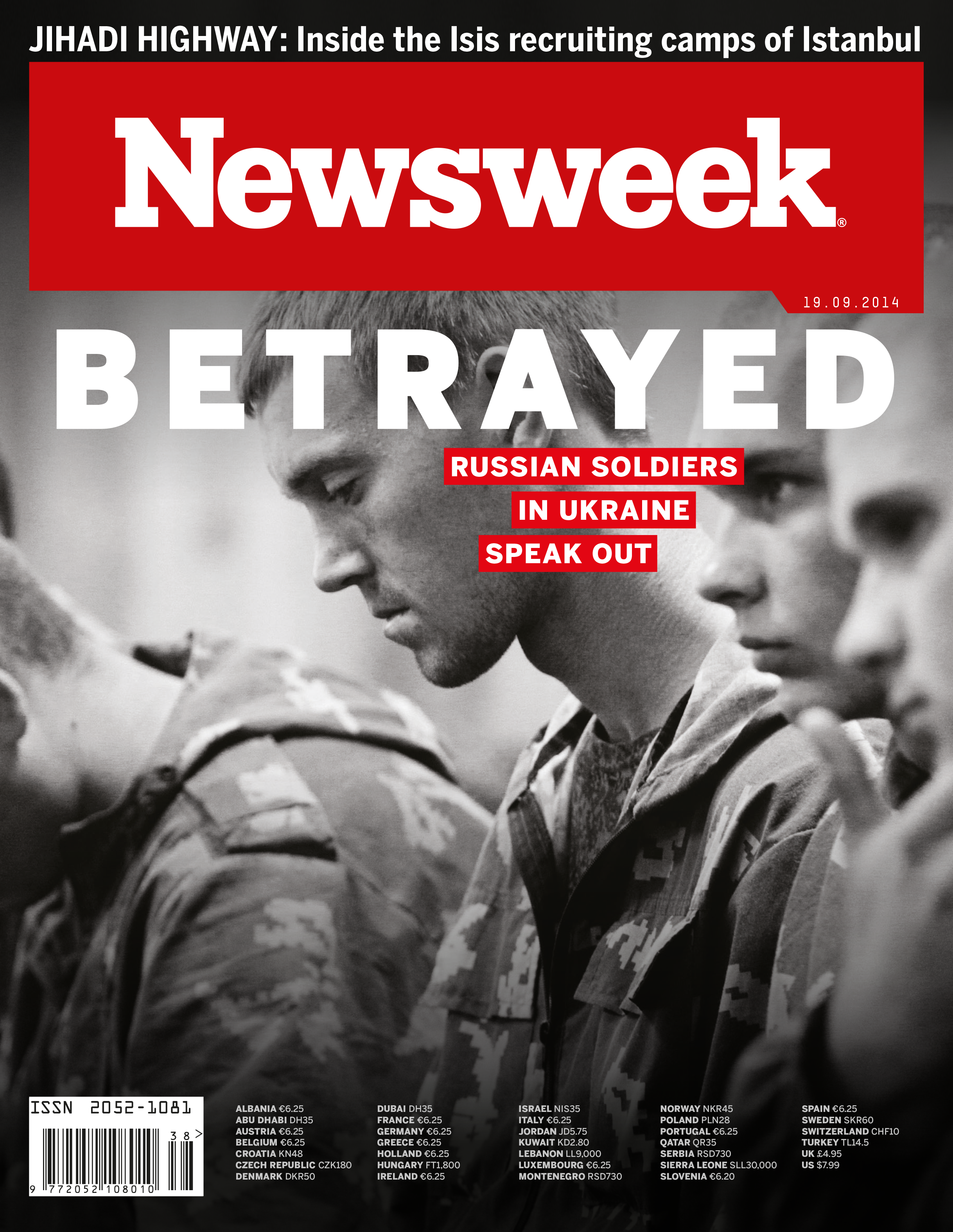 Newsweek Europe 19-09-14