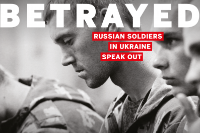 Betrayed Russian Soldiers