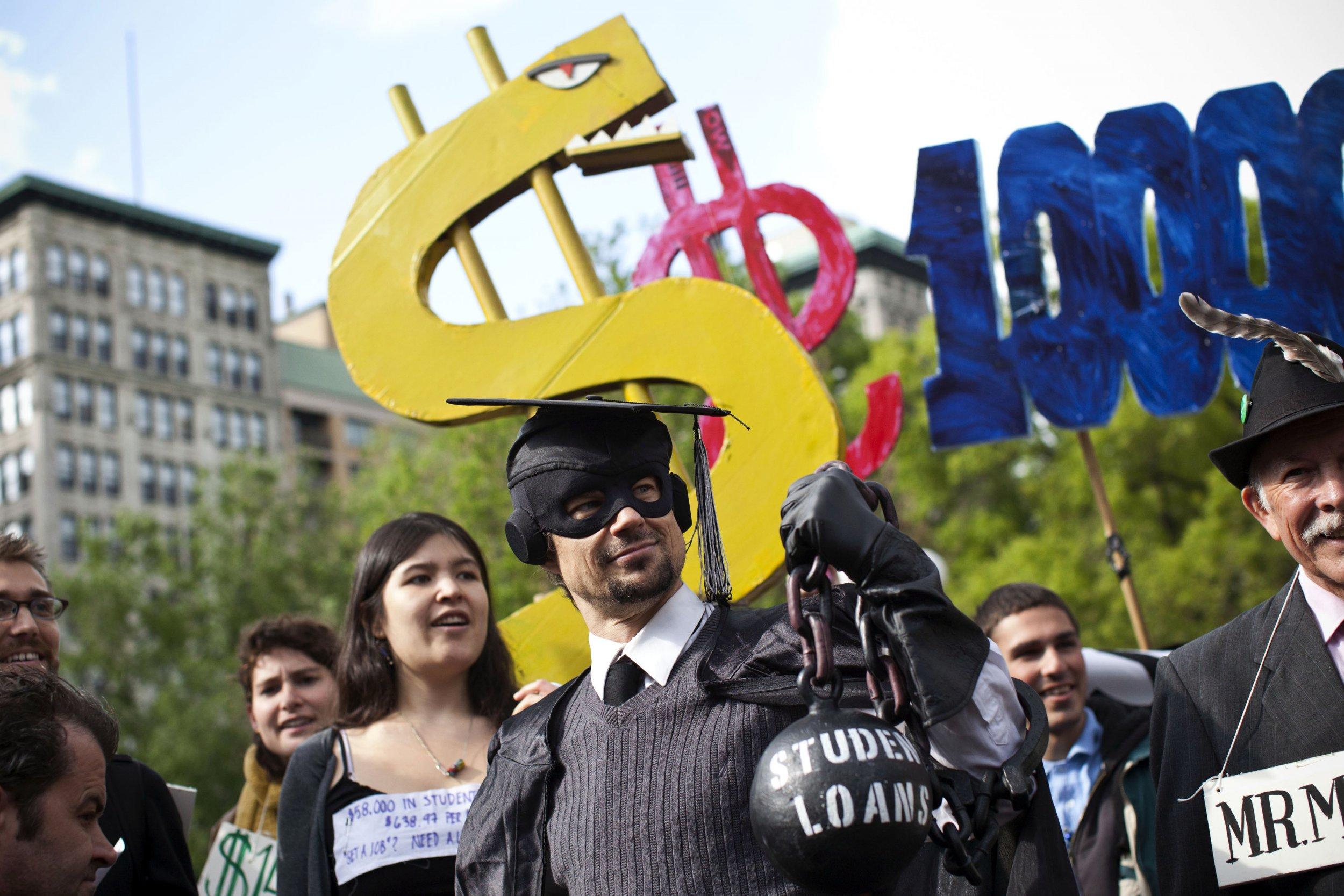student debt ows