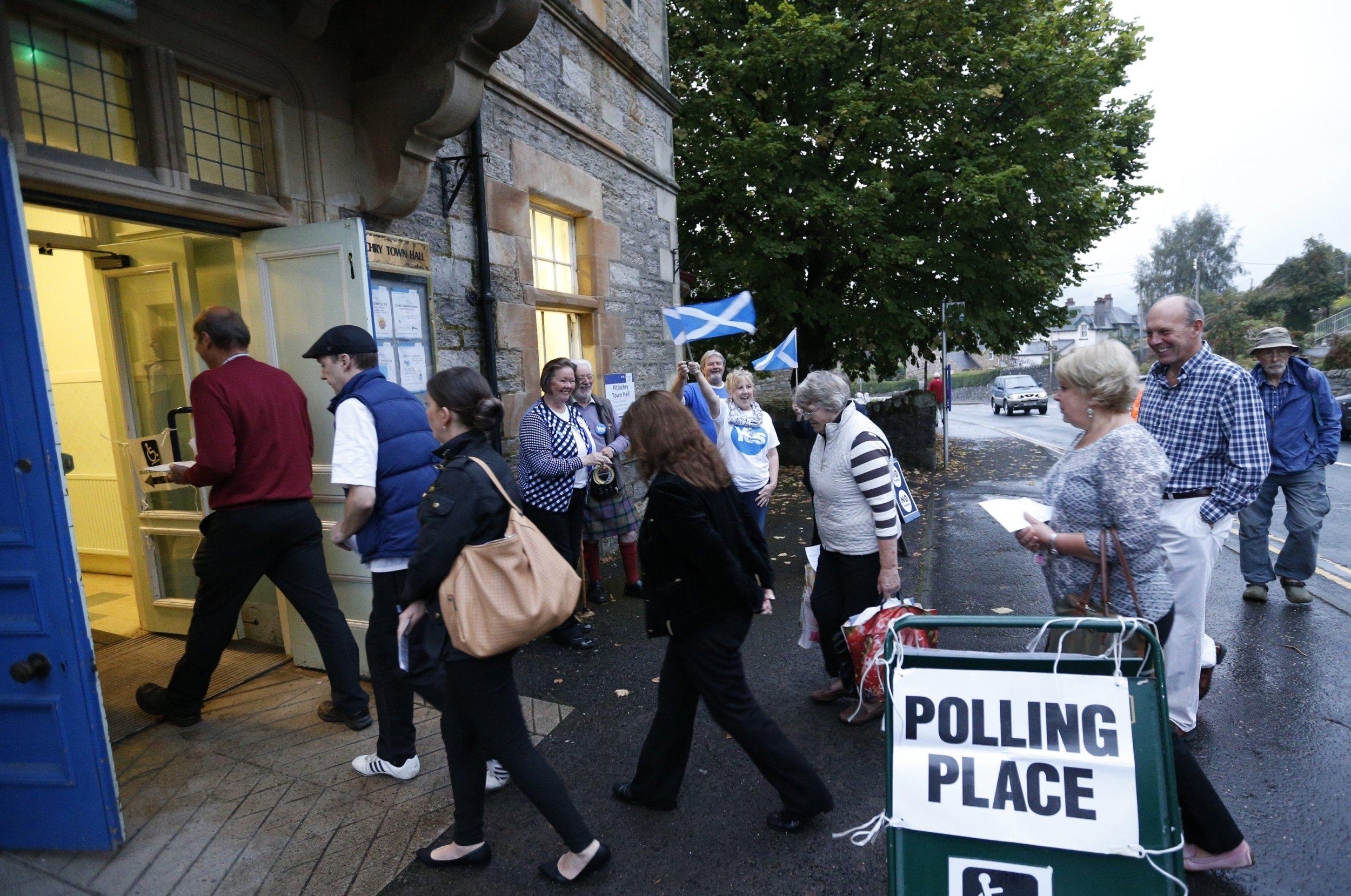 Scottish voters