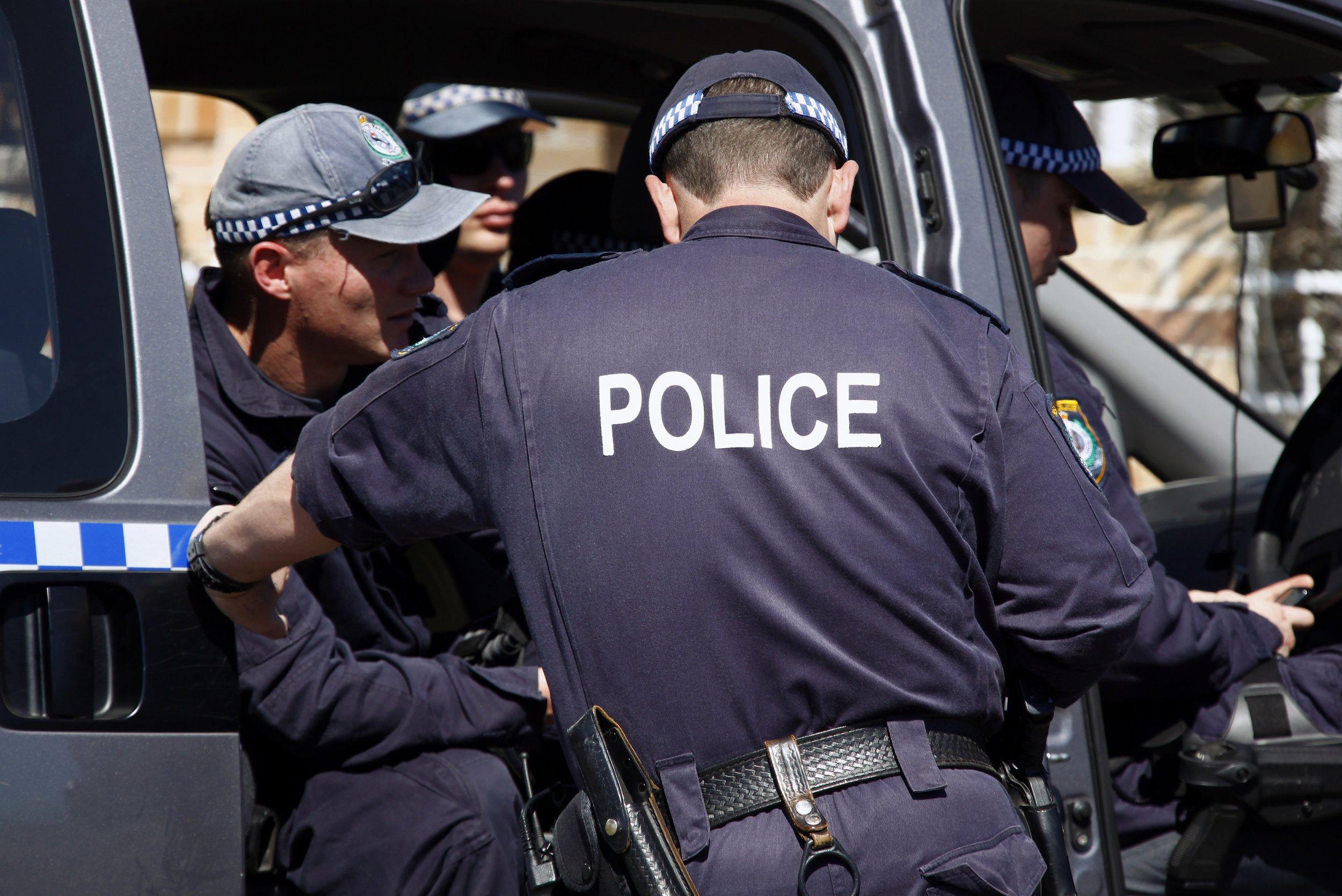 Austalian police
