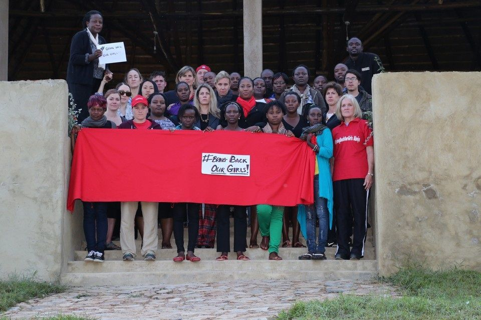 #saveourgirls