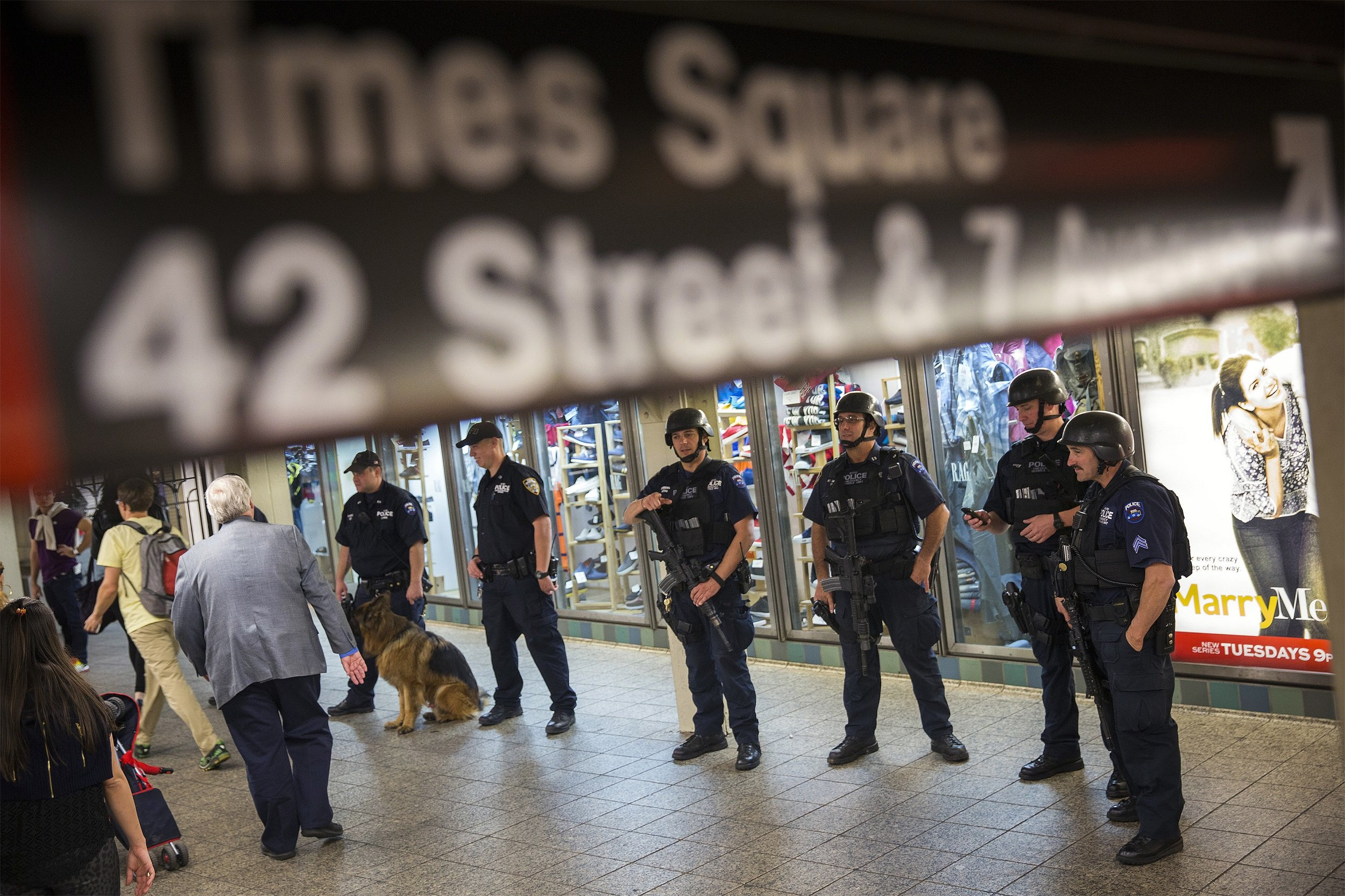 No Islamic State Plot Against Subways, Officials Say