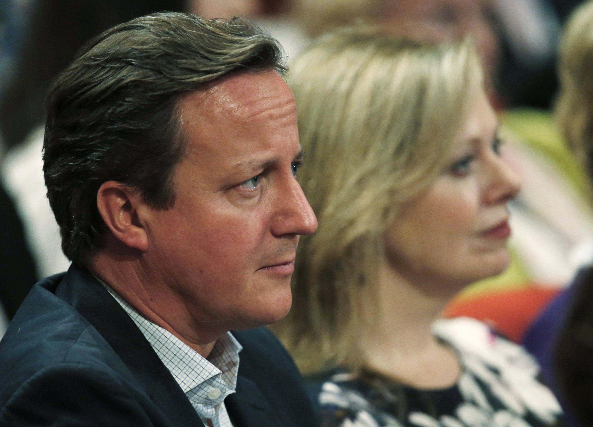 David Cameron Conservative Party Conference