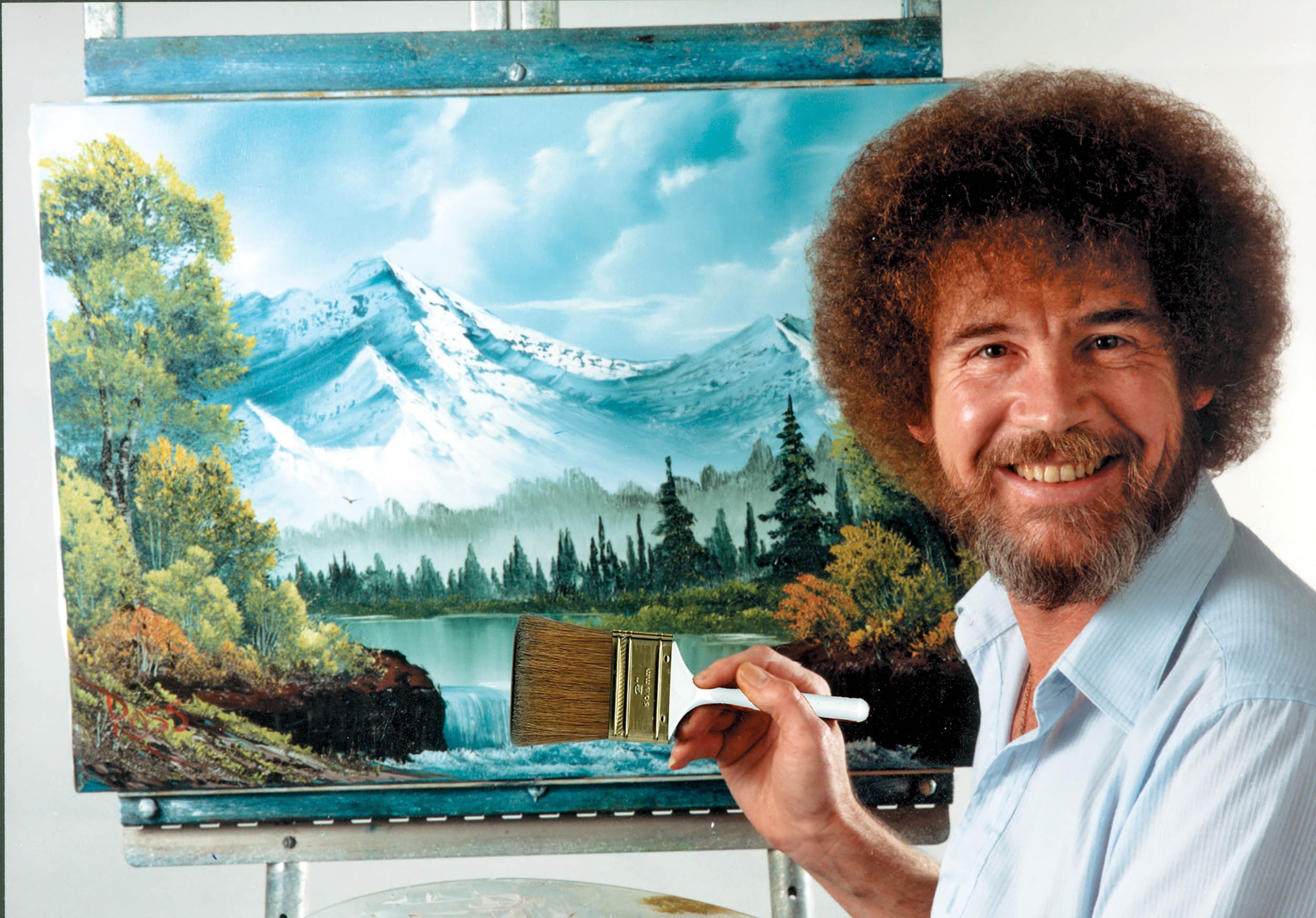 The Soothing Sounds Of Bob Ross