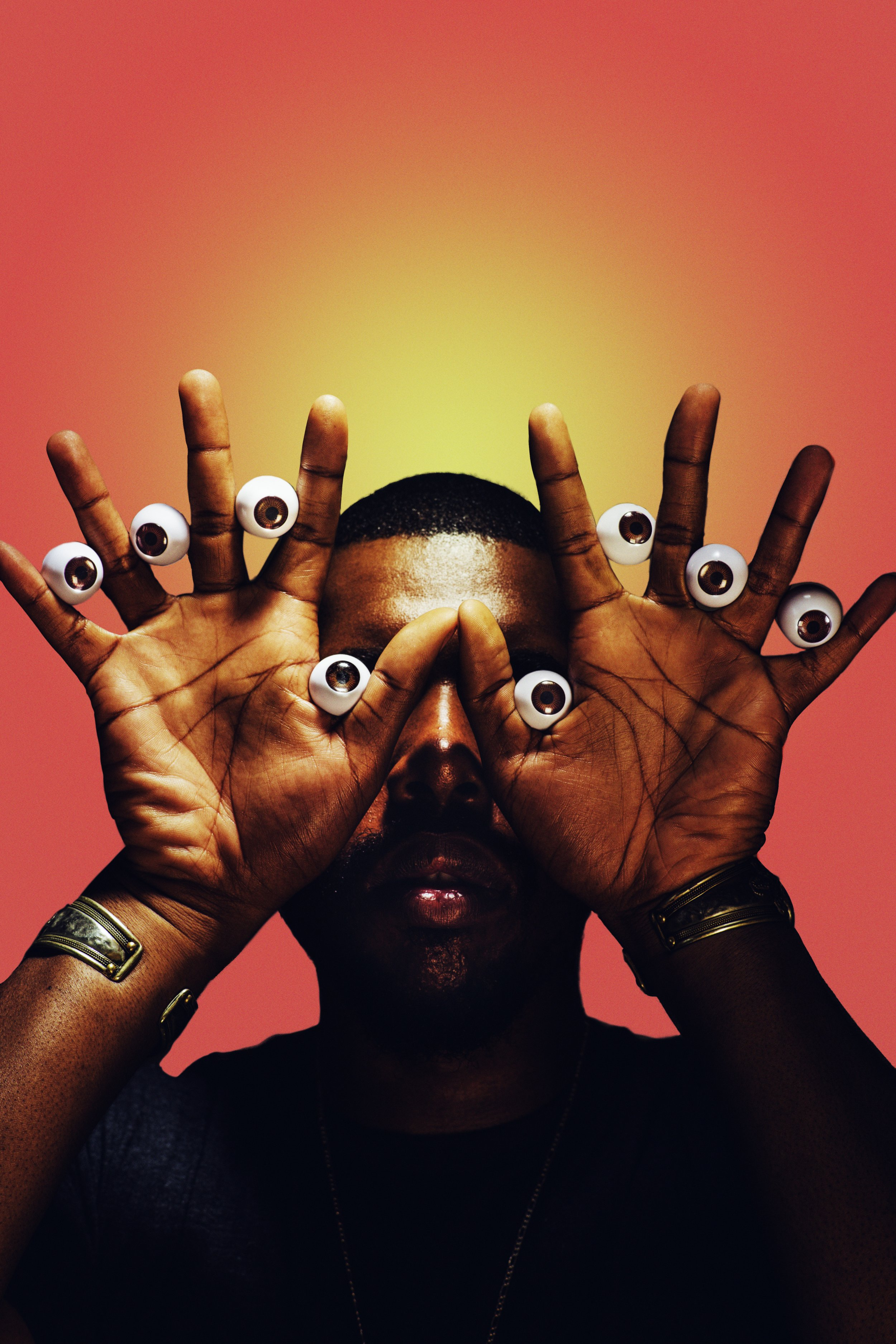 Steven Ellison, better known as Flying Lotus.