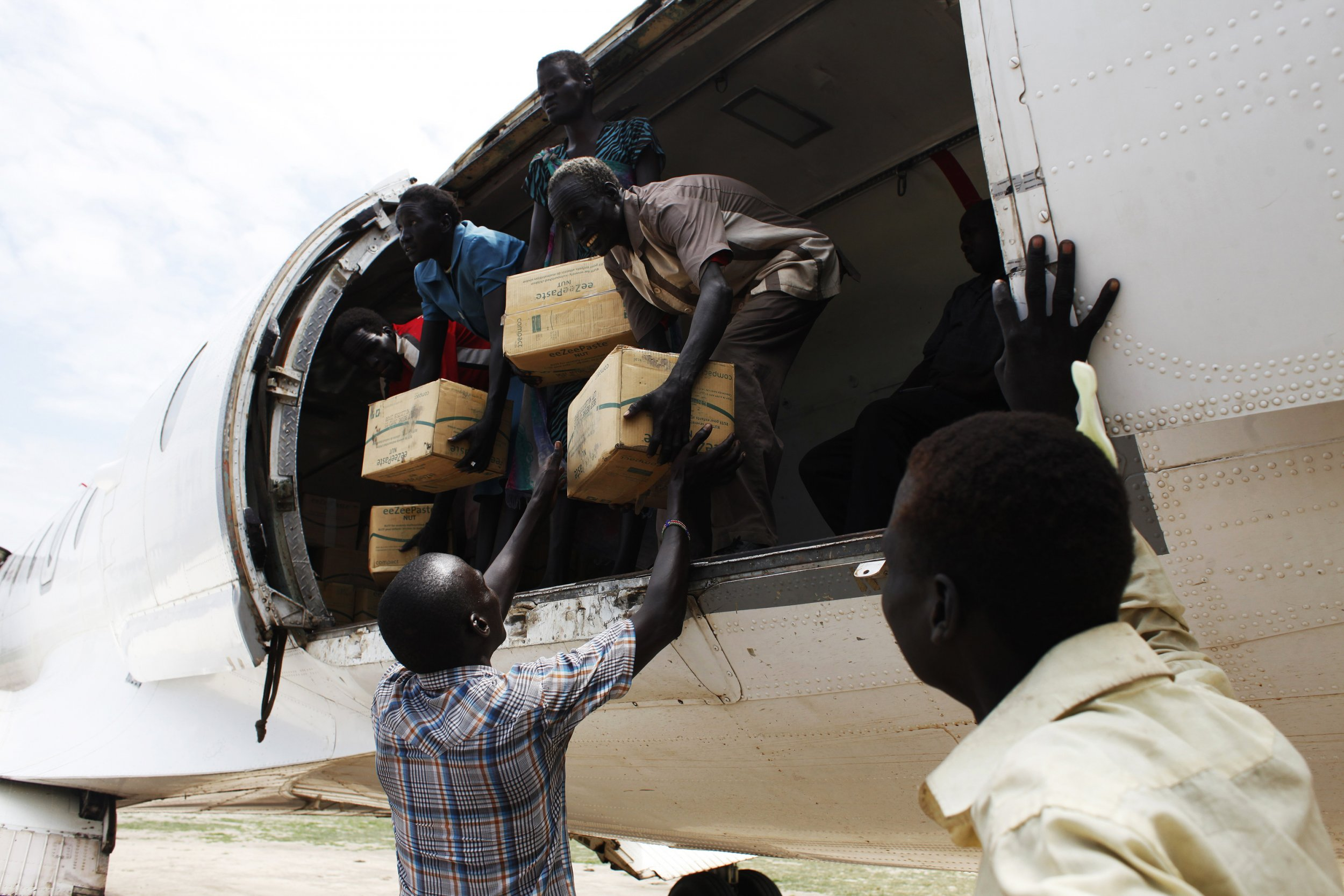 George Clooney, South Sudan and How the World's Newest