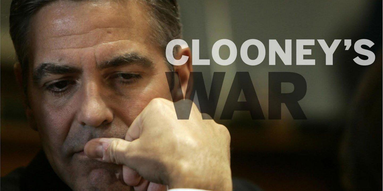 Clooney's War