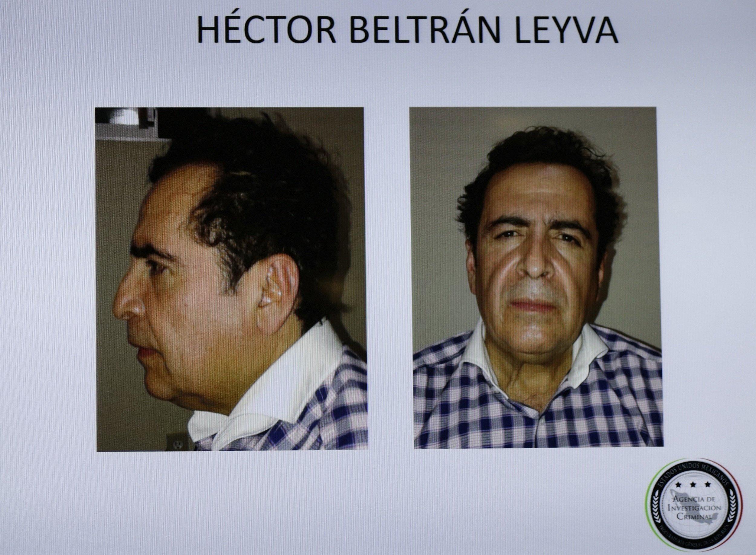 Hector Beltran Leyva