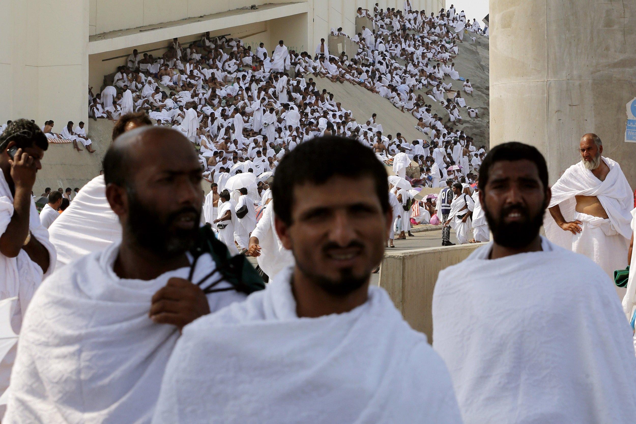 haj pilgrimage sparks ebola fears