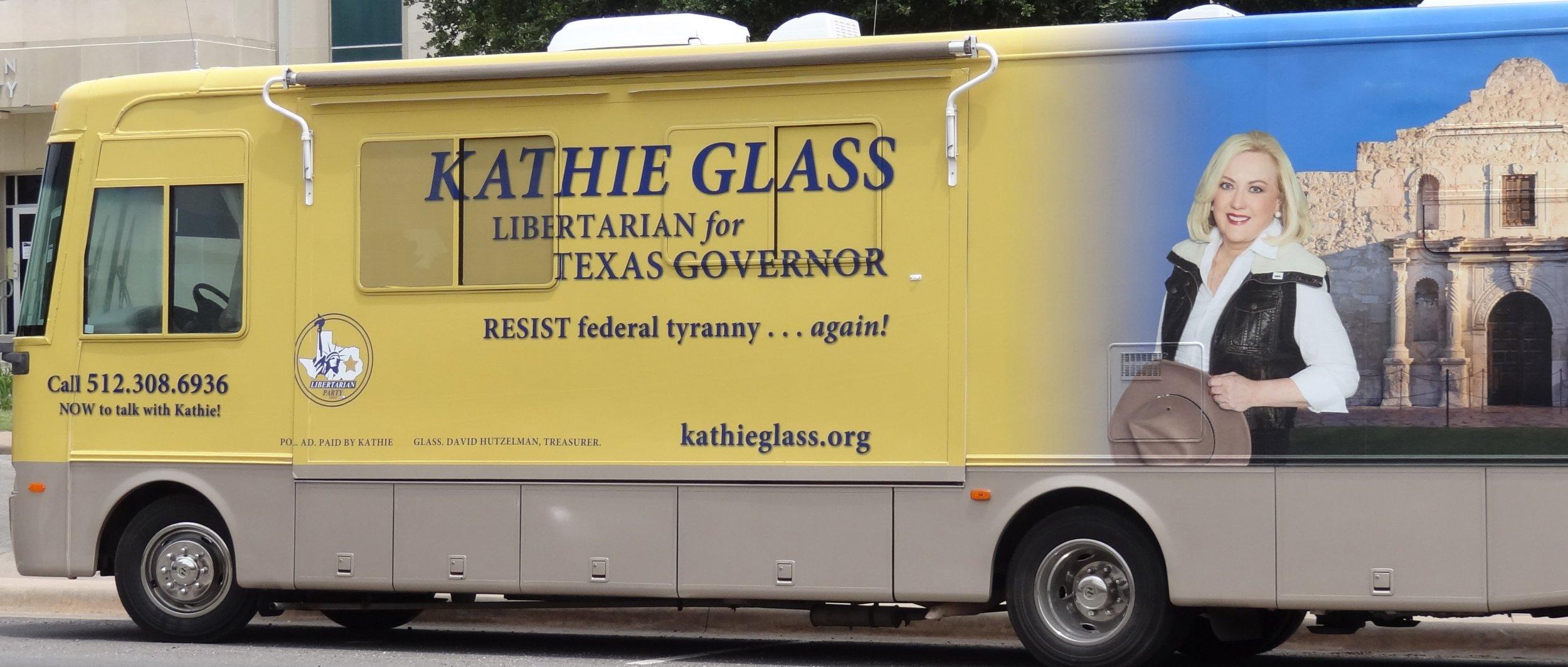 Kathie_Glass_2014_Tour_Bus