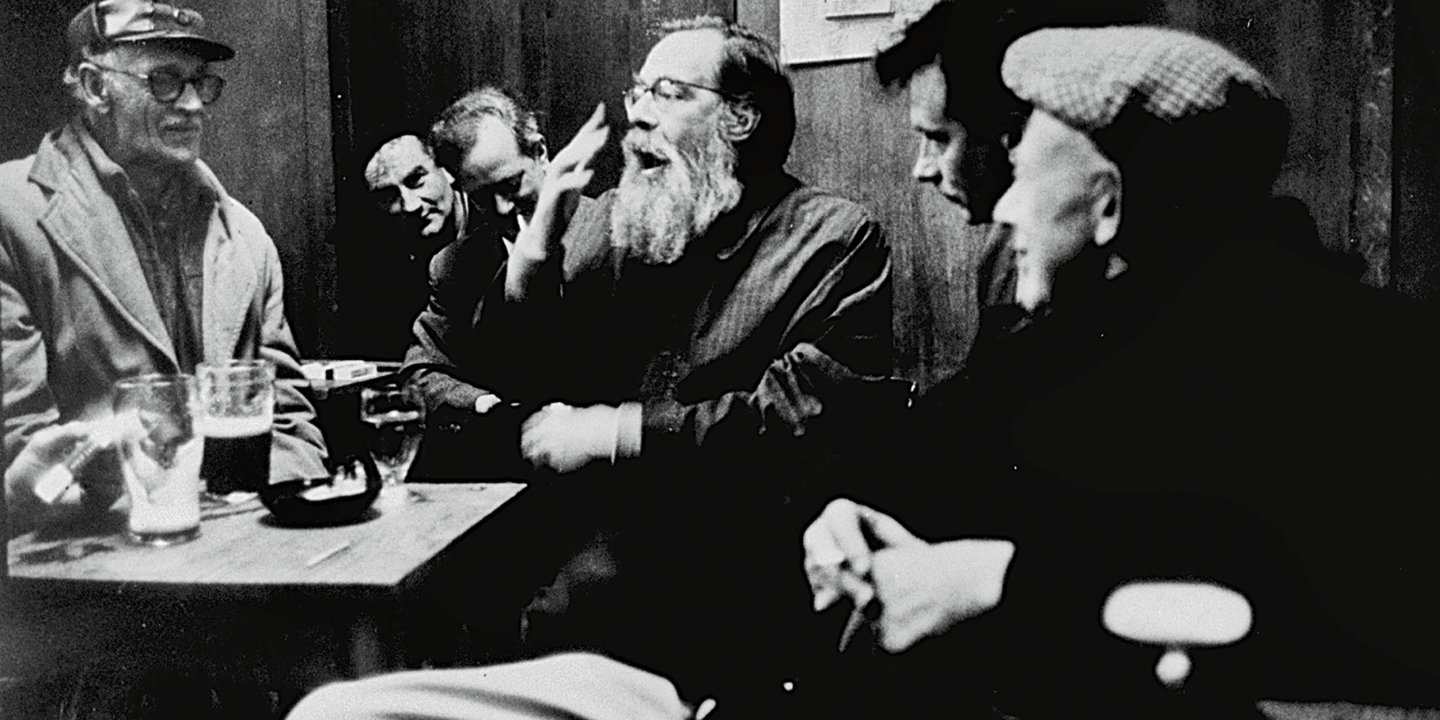 Remembering John Berryman, a Giant of American Poetry
