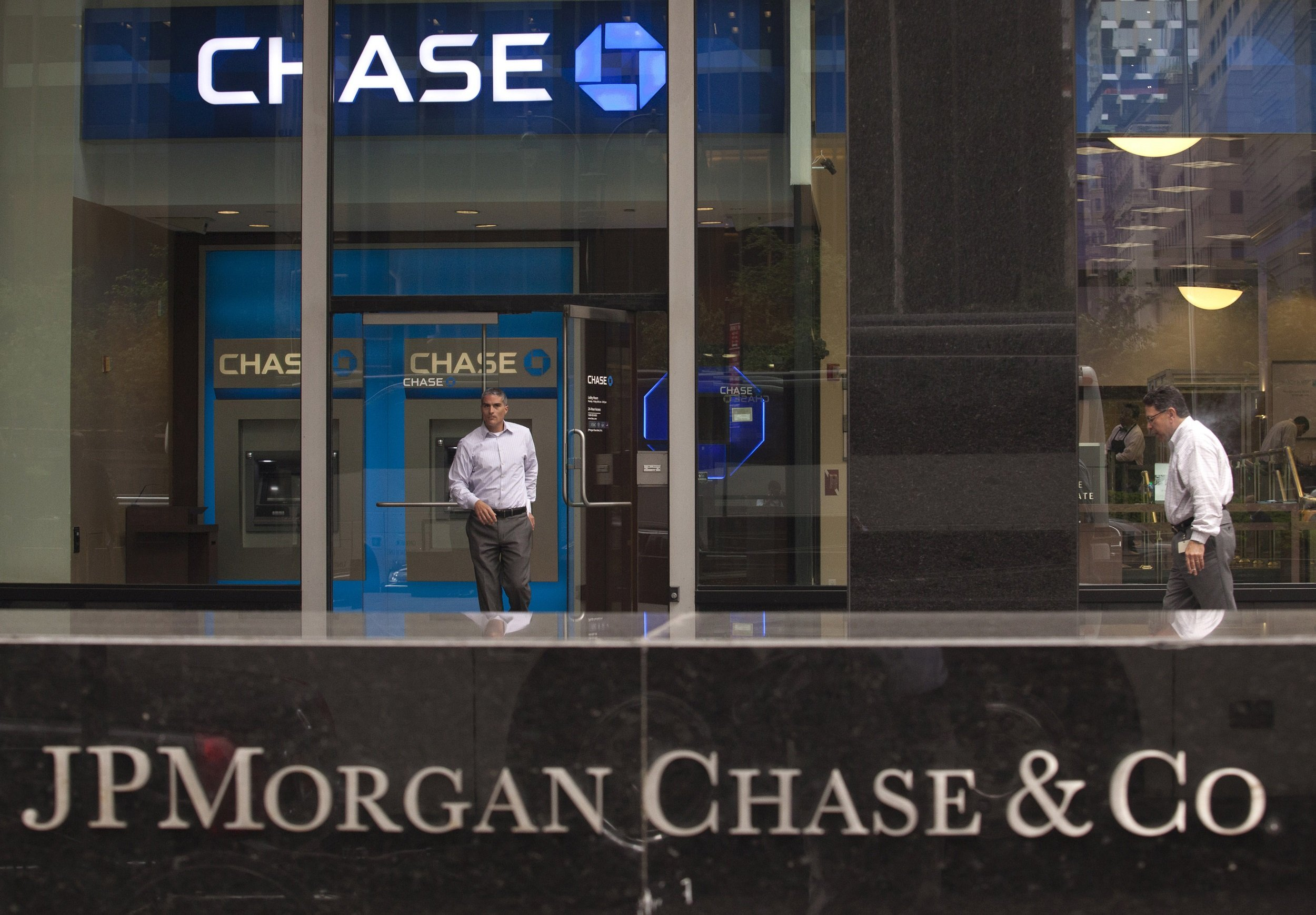 76 Million Accounts Affected by Cyberattack, JPMorgan Says