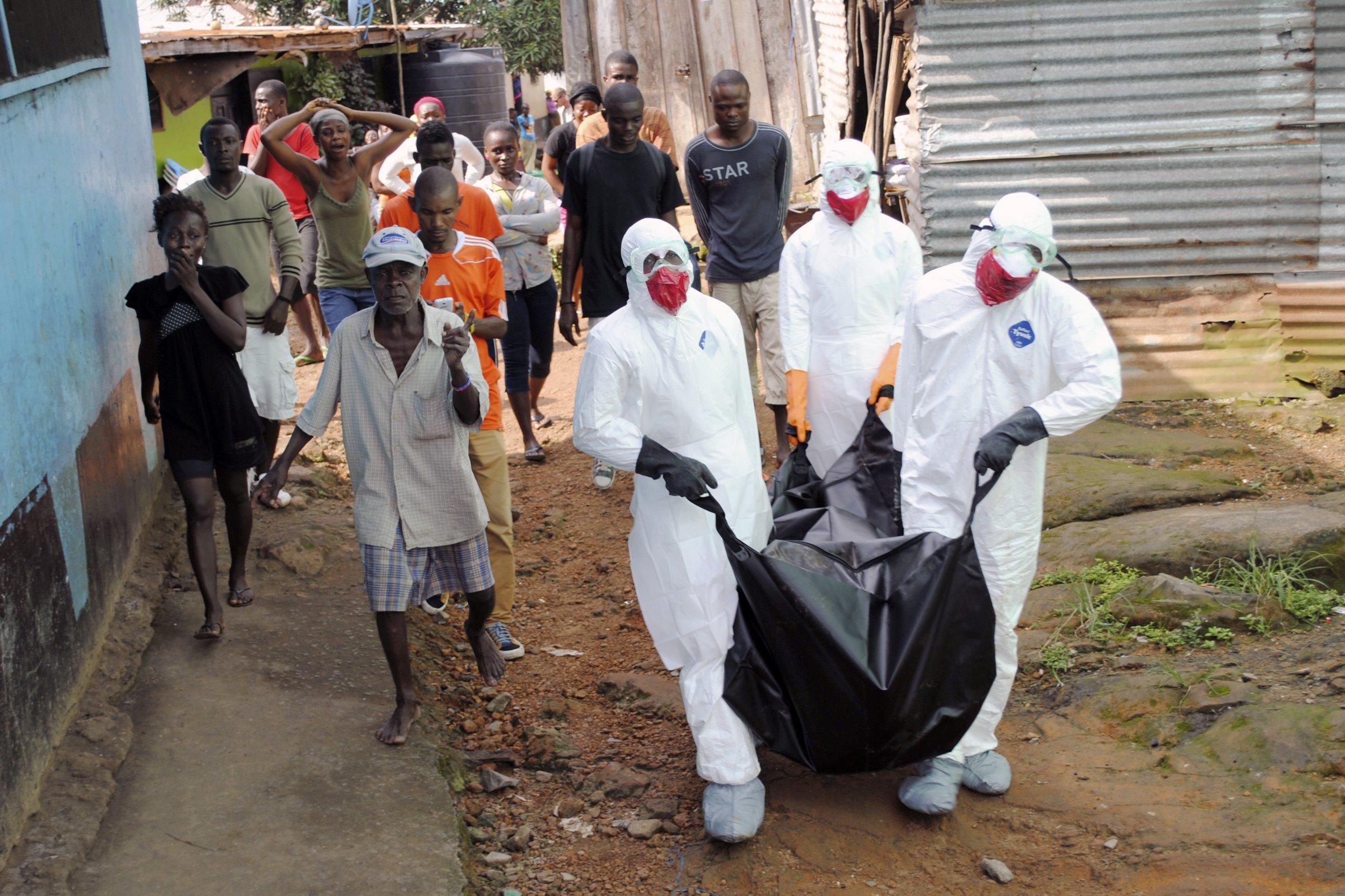 Ebola-body-bag