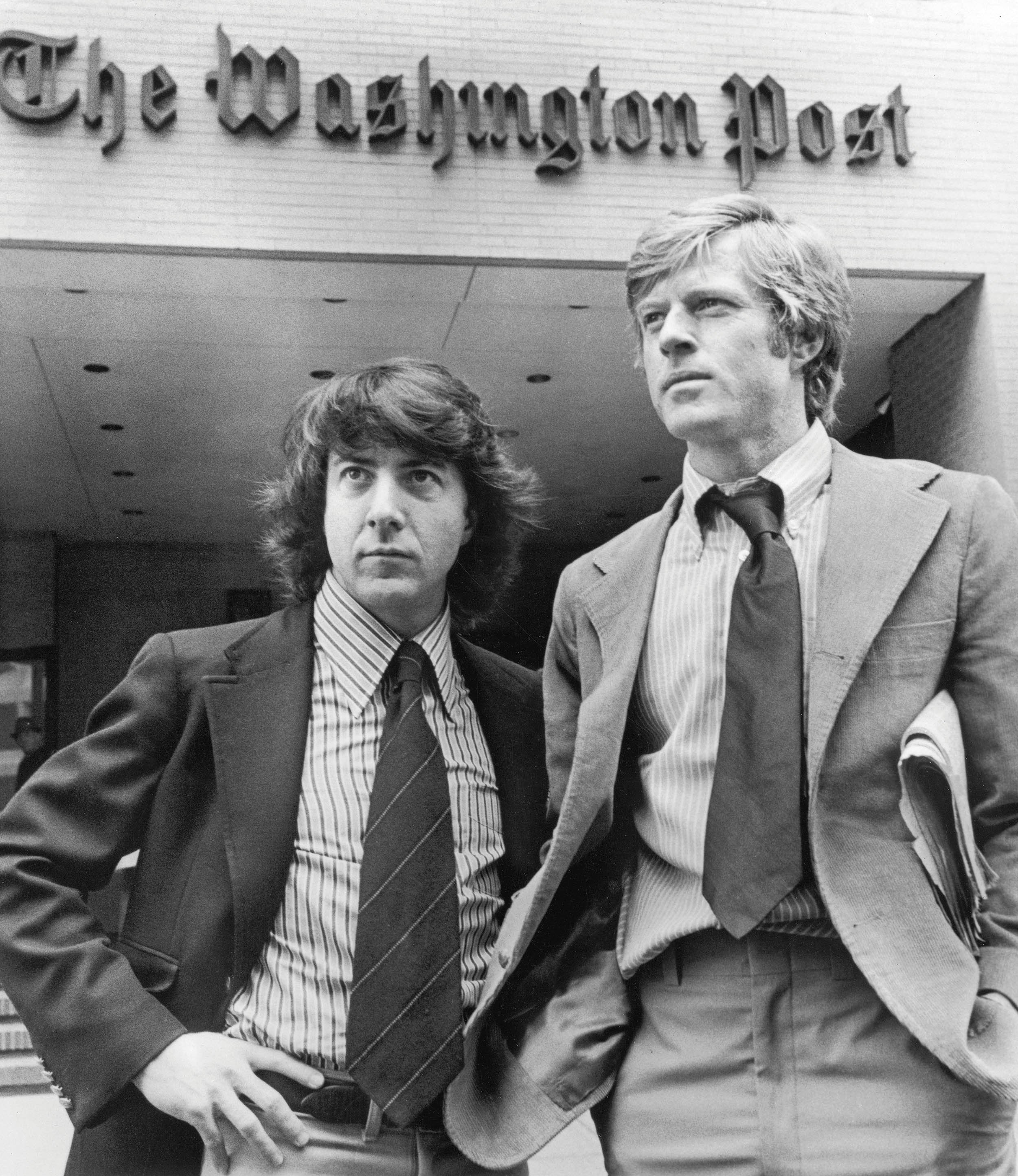 The Eerie Similarities Between Alleged Trump Scandals and 'All the President's Men'