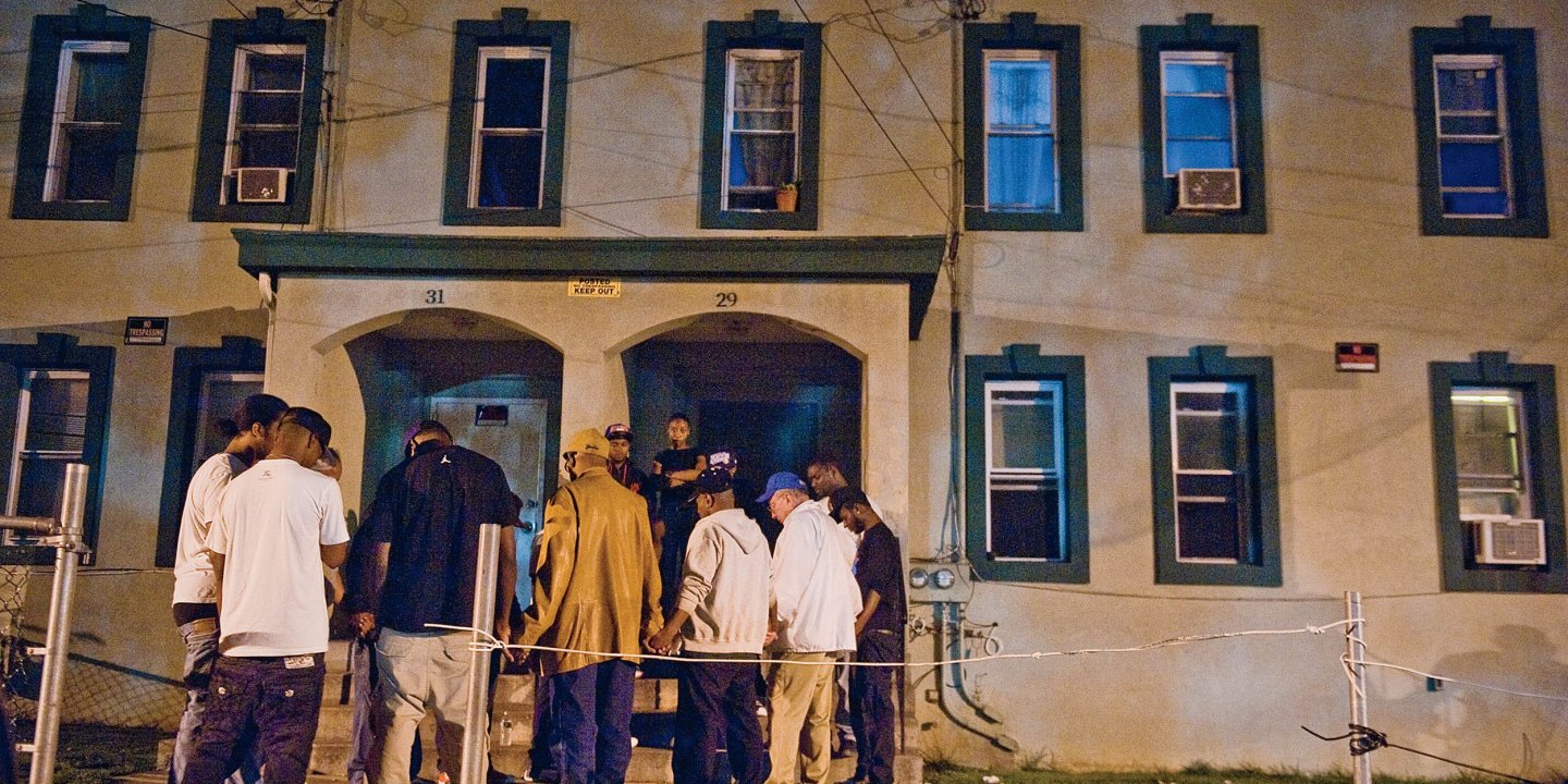 The Drug War in Long Island's Hempstead Ghetto Is the Free-Market