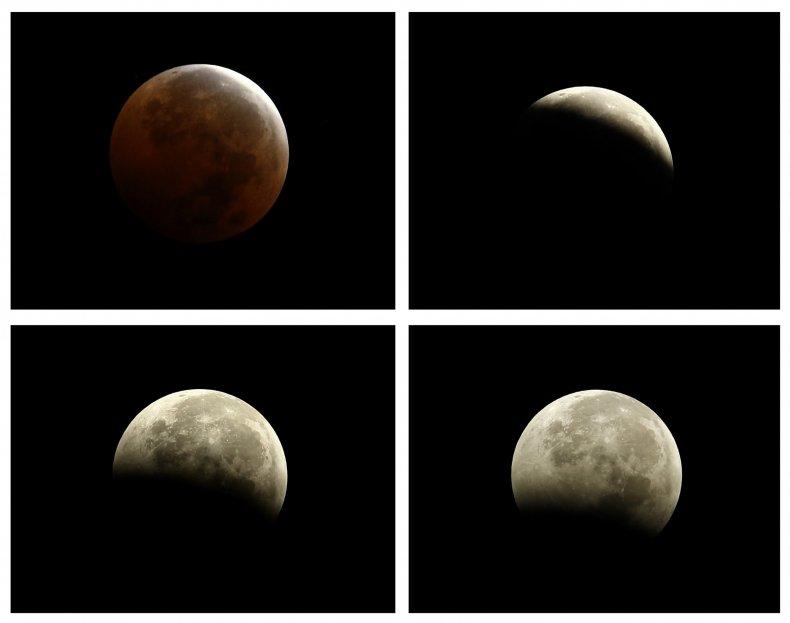 10-8-14 Lunar eclipse collage