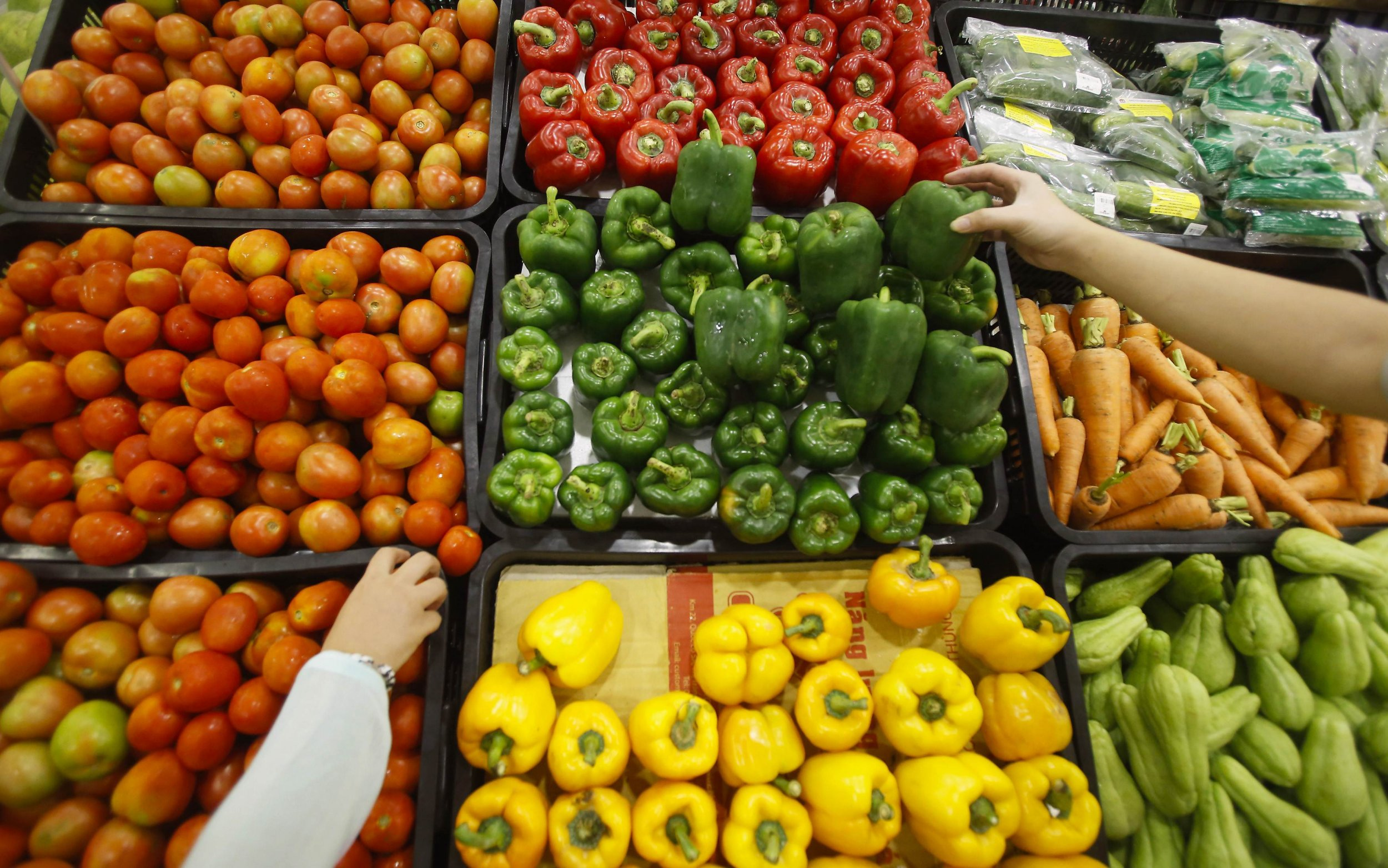 Healthy Food Is Growing More Expensive than Unhealthy Food: Study