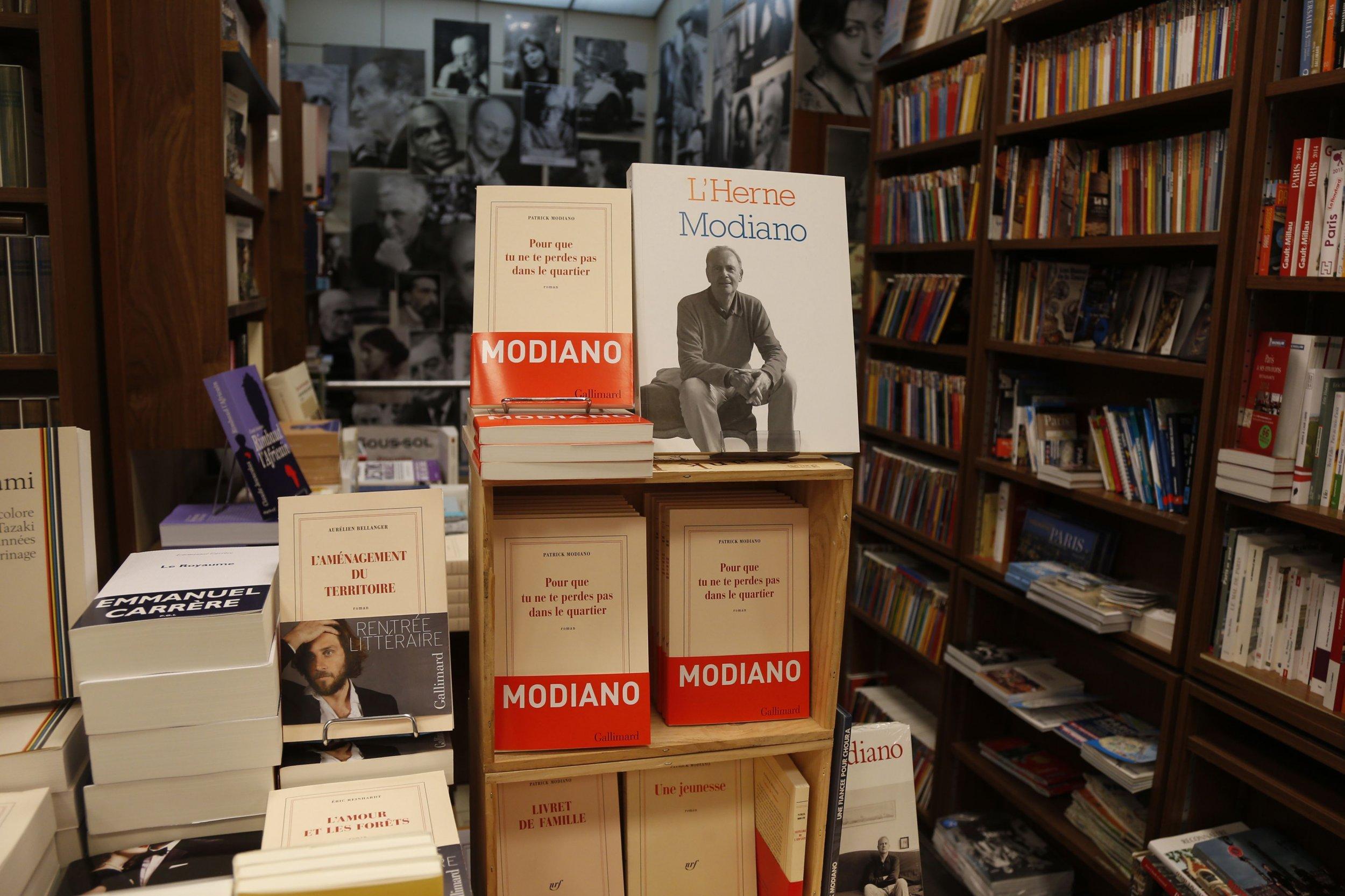 10-9-14 Nobel Prize literature