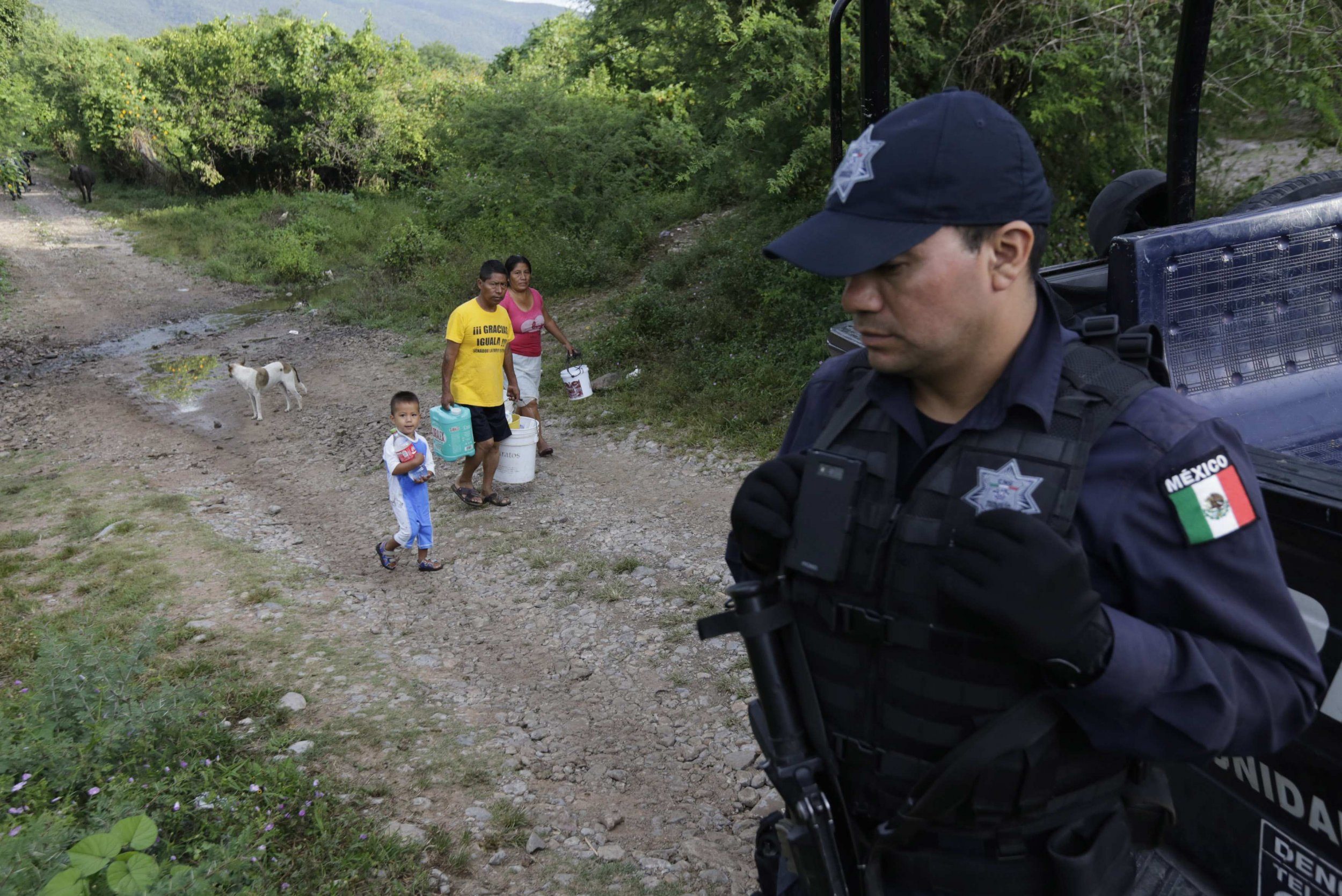 Iguala teacher massacre