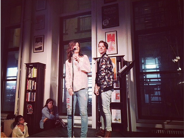 Kristin and Danielle Instagram