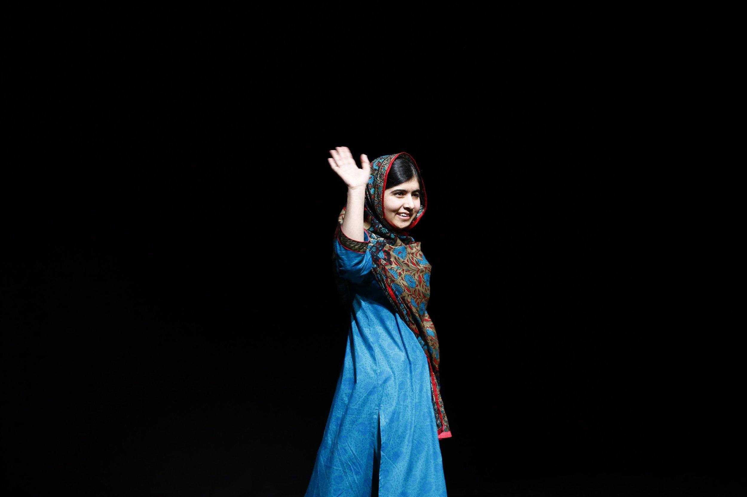 10-10-14 Malala at press conference