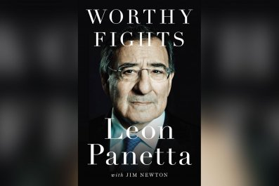 """""""Worthy Fights"""" by Leon Panetta"""