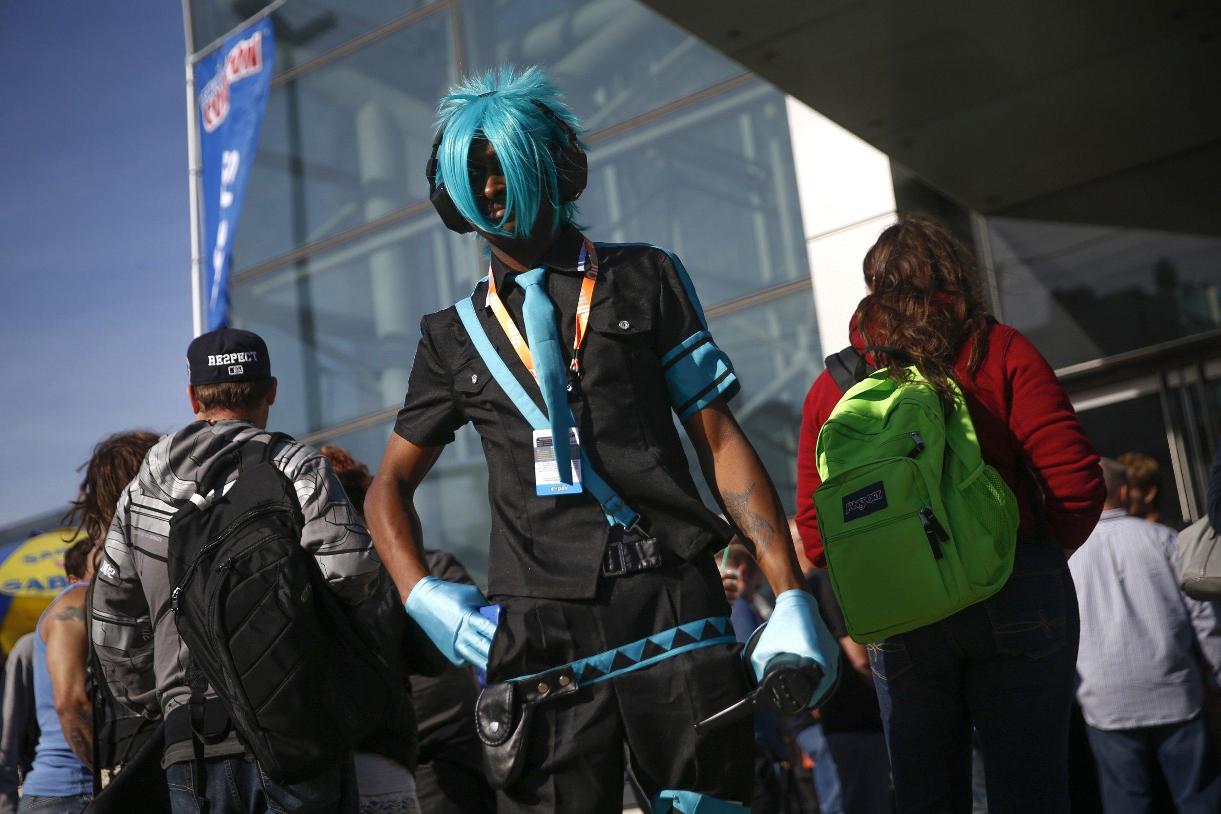 10-11-14 Comic-Con 2