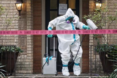 Dallas ebola case