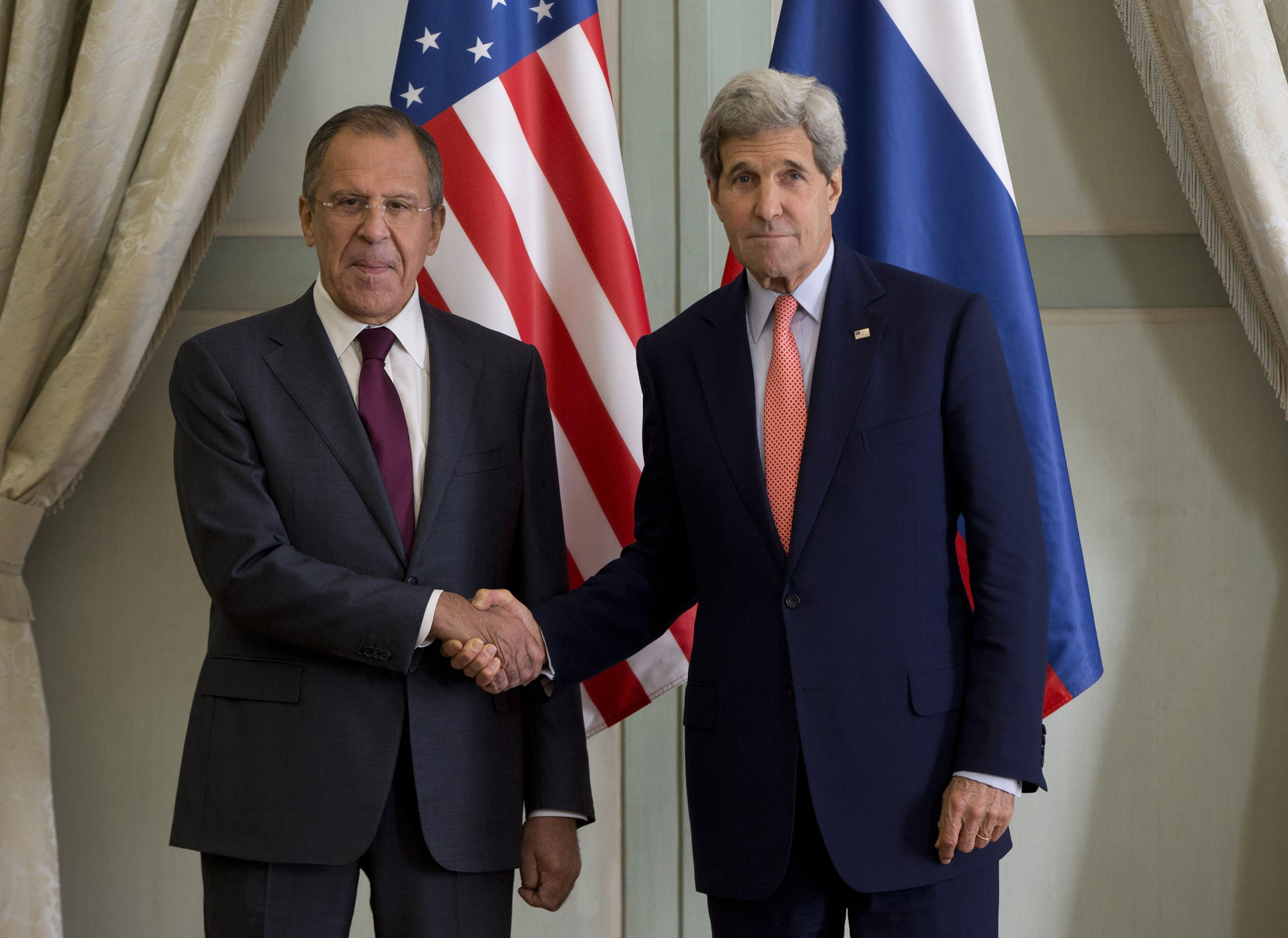 U.S and Russia to fight ISIS