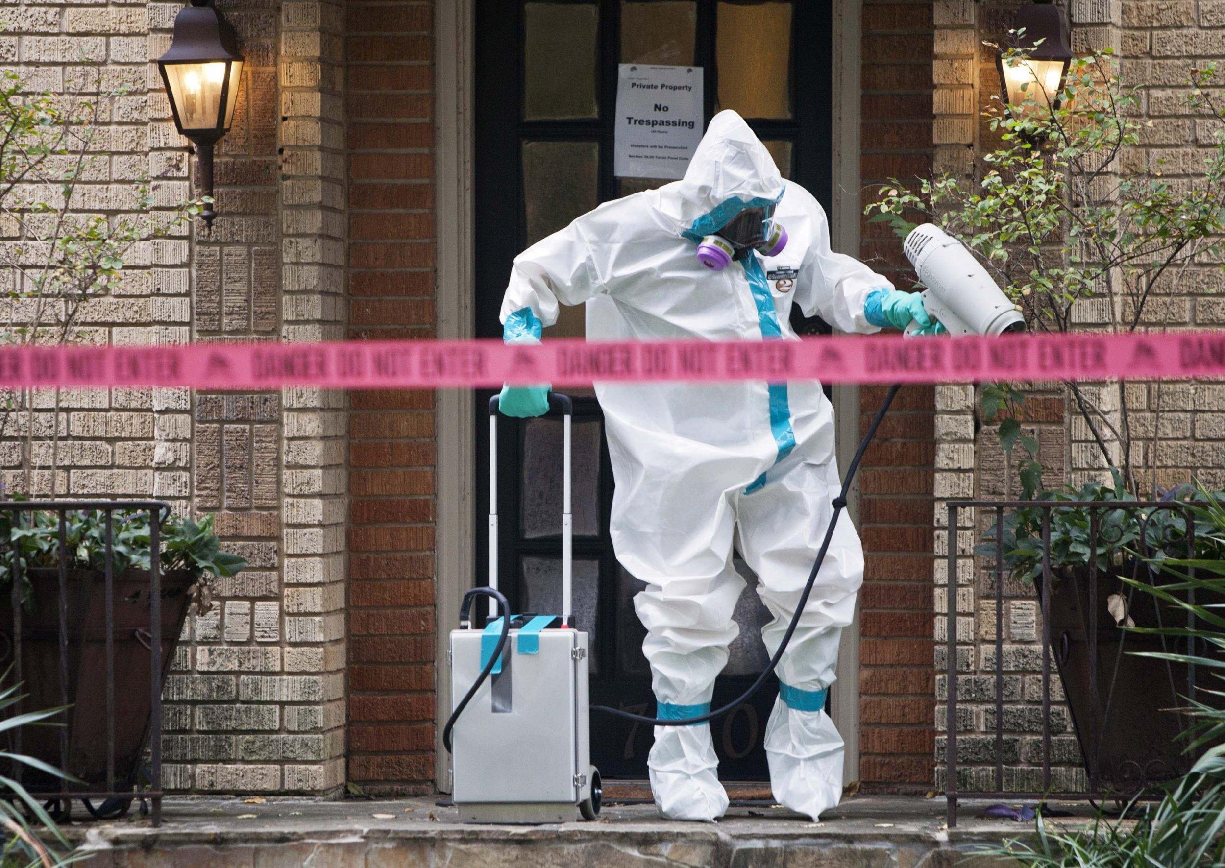 Dallas ebola case
