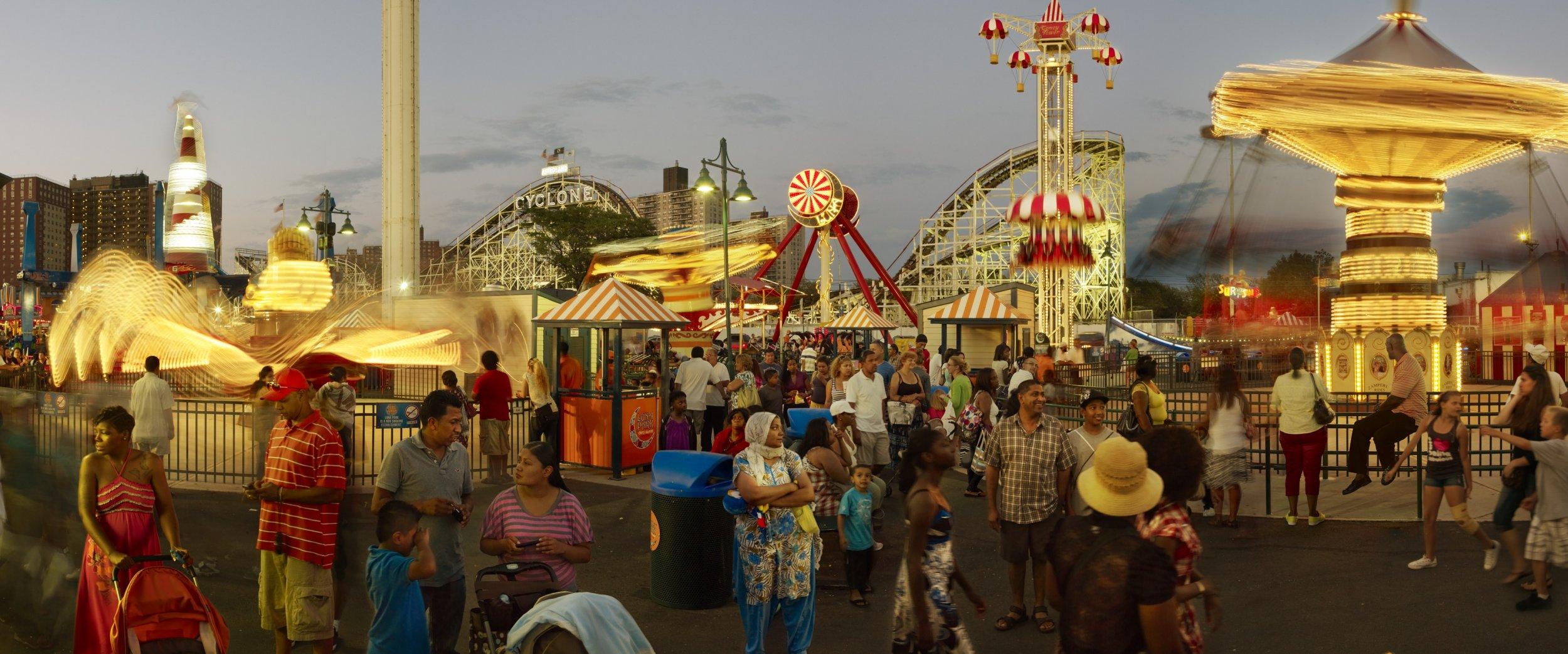 10-16-14 Jeff Liao Coney Island