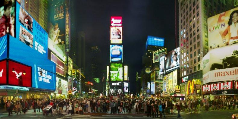 10-16-14 Jeff Liao Duffy Times Square