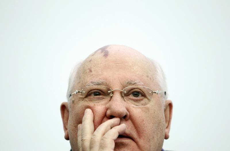 Mikhail Gorbachev on New Cold War