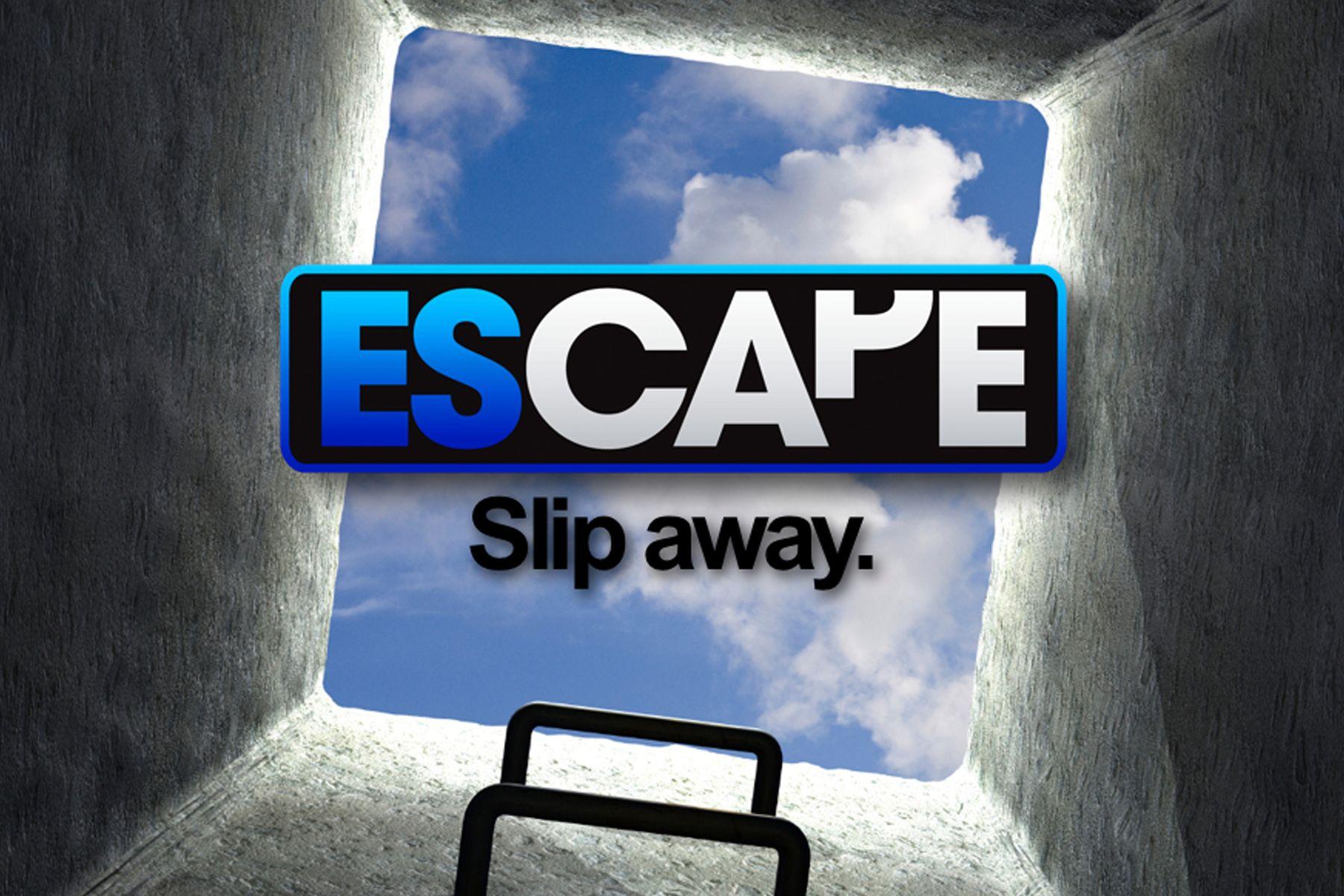 Escape Logo Full