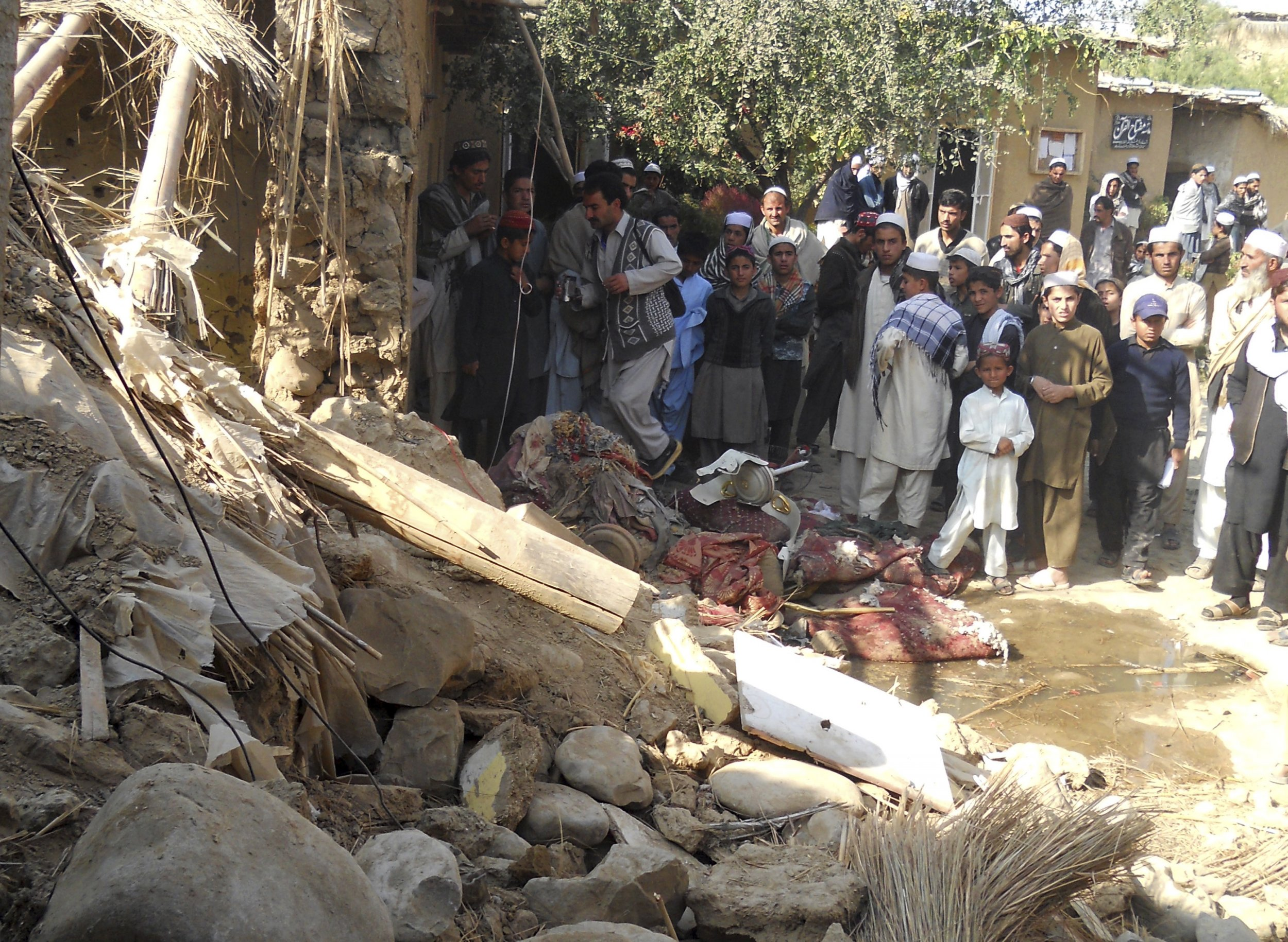Only 12% of People Killed in US Drone Strikes in Pakistan Identified as Militants, Says Report