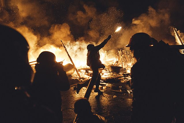 ukraine s maidan pictures from a revolution