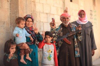 Kobani diary