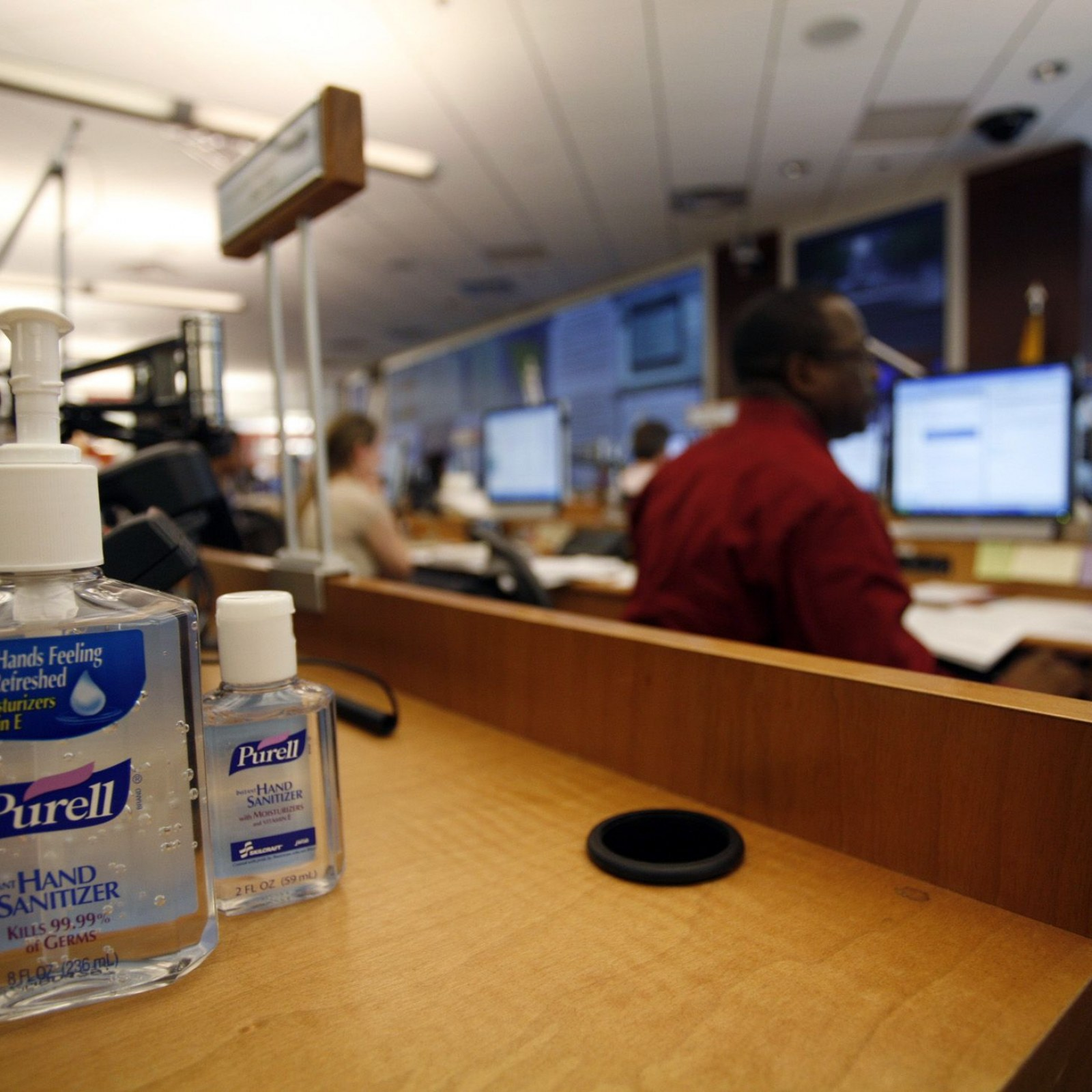 Hand Sanitizer Speeds Absorption of BPA From Receipts