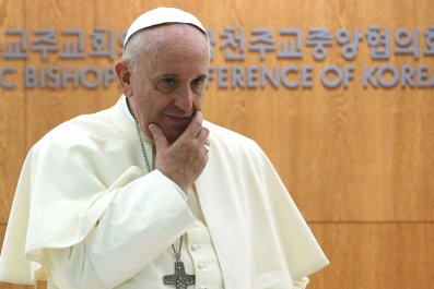 Pope crisis