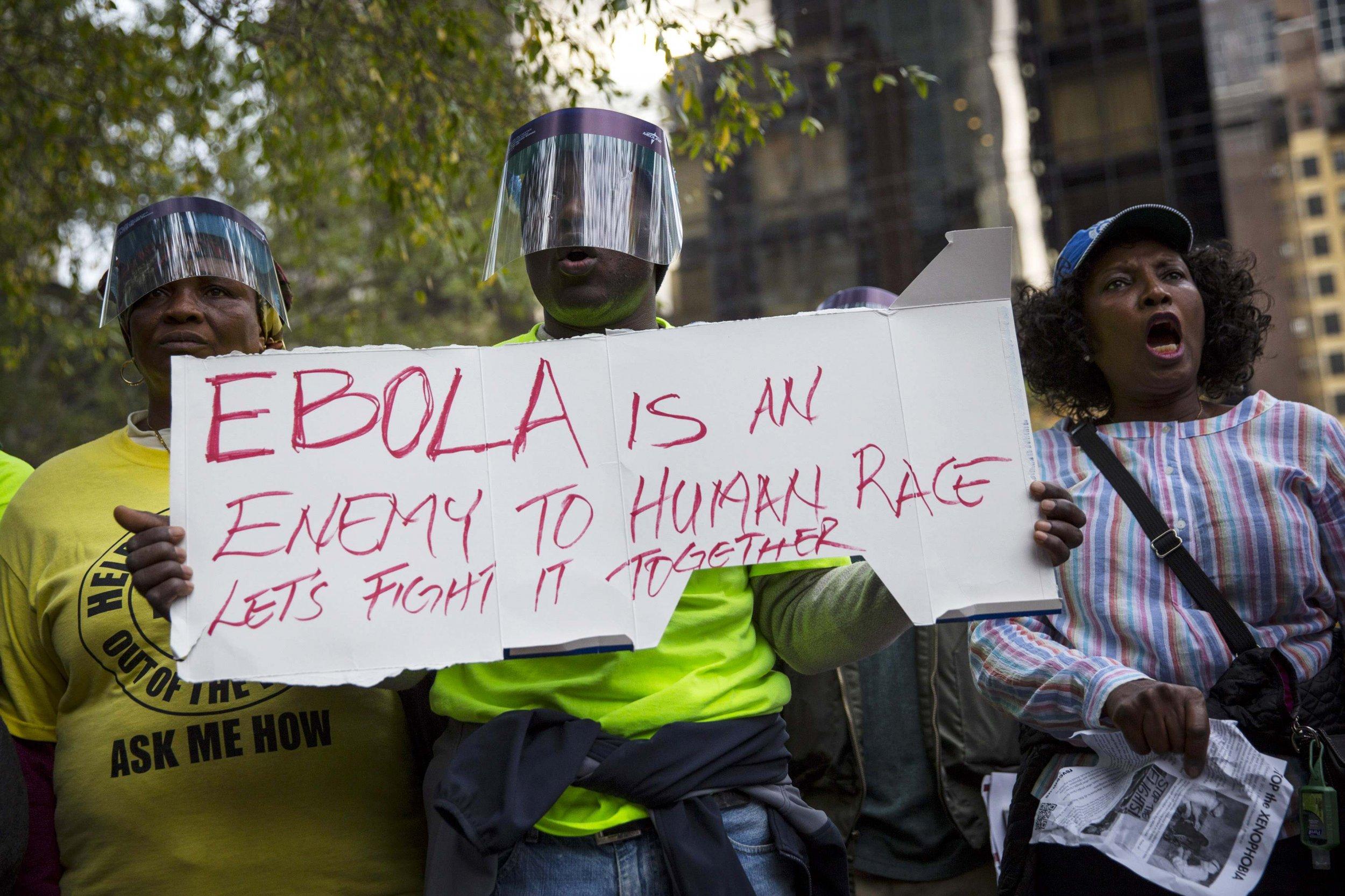 Ebola nyc