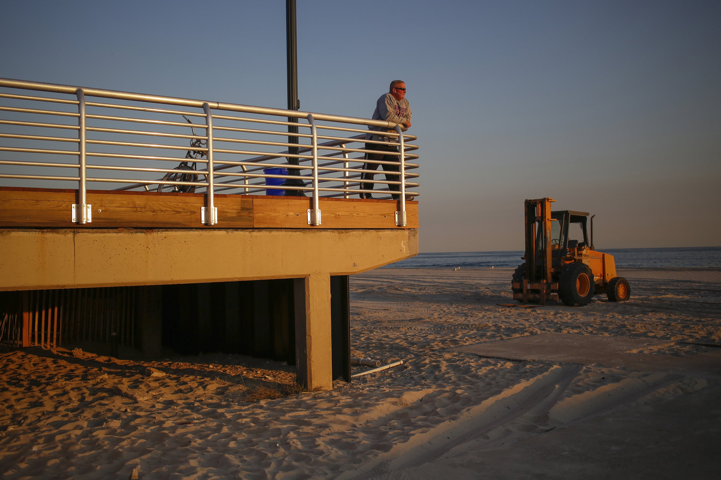 10-29-14 Sandy Long Beach 1 yr anniversary