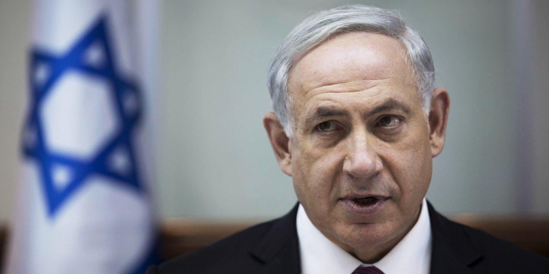 Netanyahu chickenshit