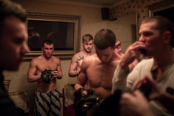 Russian Women Bemoan A Lack Of Men And Their Money