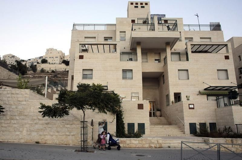 Jerusalem settlements